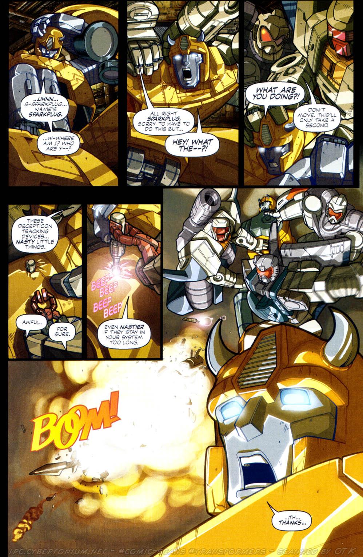 Read online Transformers Armada comic -  Issue #2 - 7