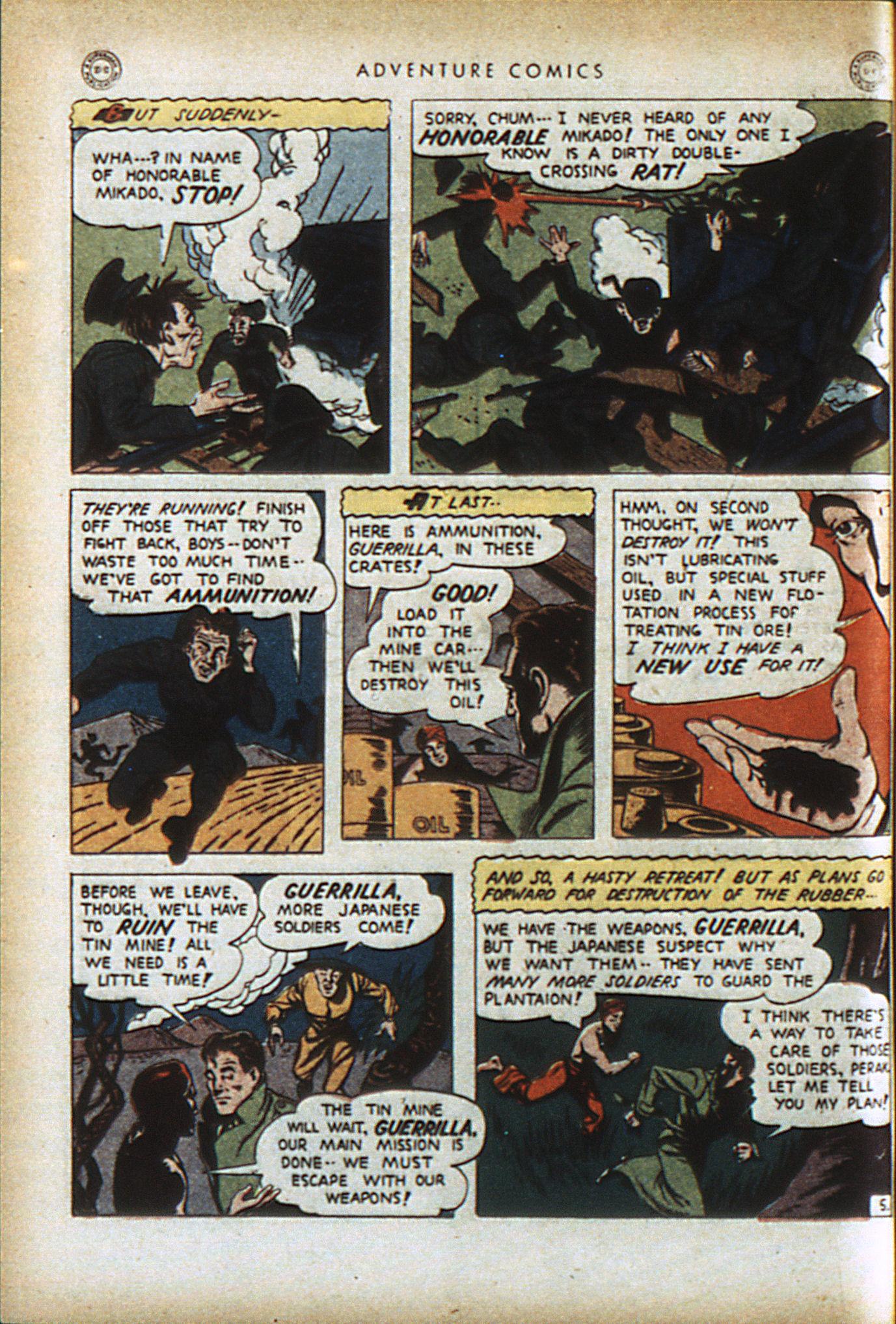 Read online Adventure Comics (1938) comic -  Issue #96 - 47