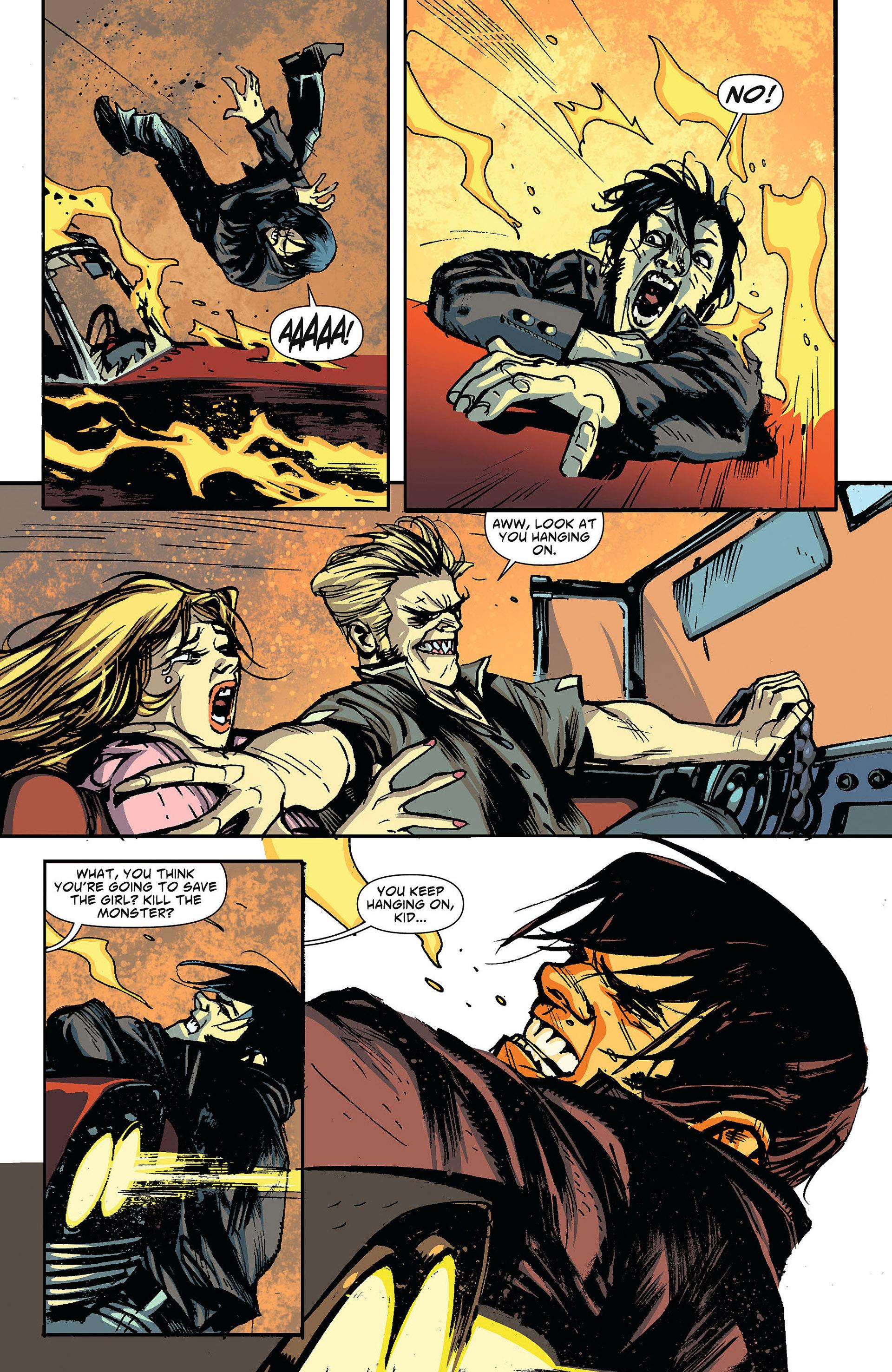 Read online American Vampire comic -  Issue #24 - 5