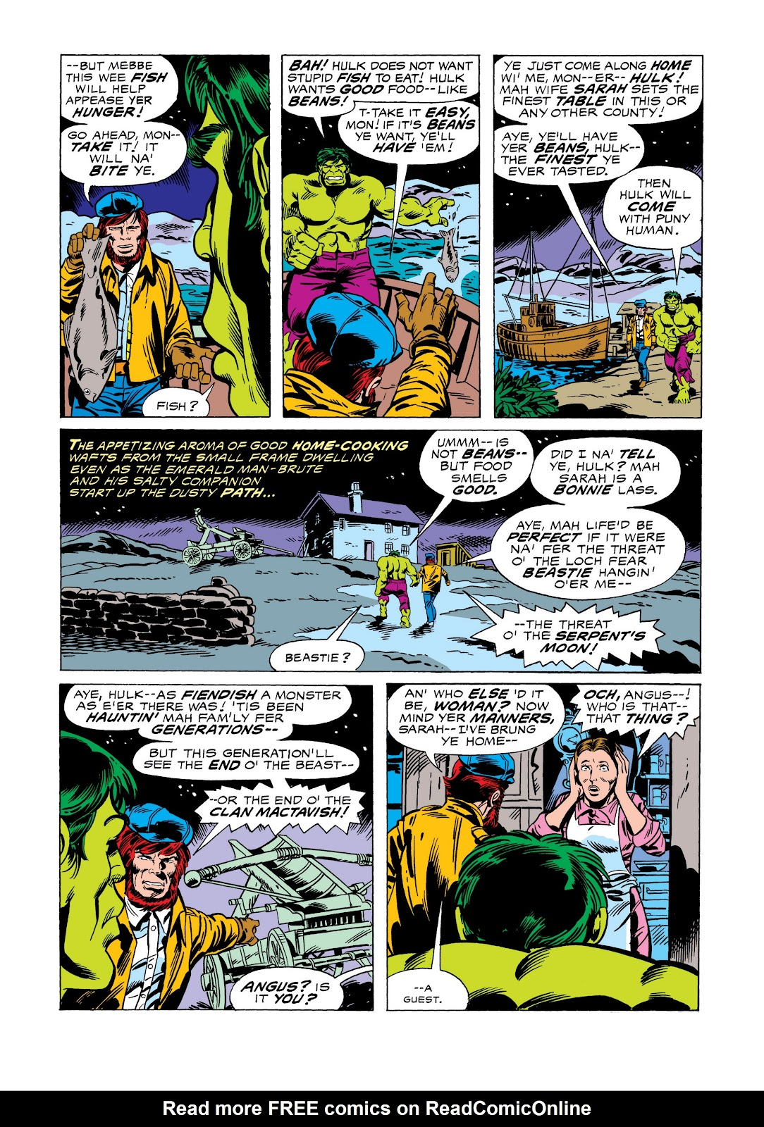 Read online Marvel Masterworks: The Incredible Hulk comic -  Issue # TPB 11 (Part 2) - 61