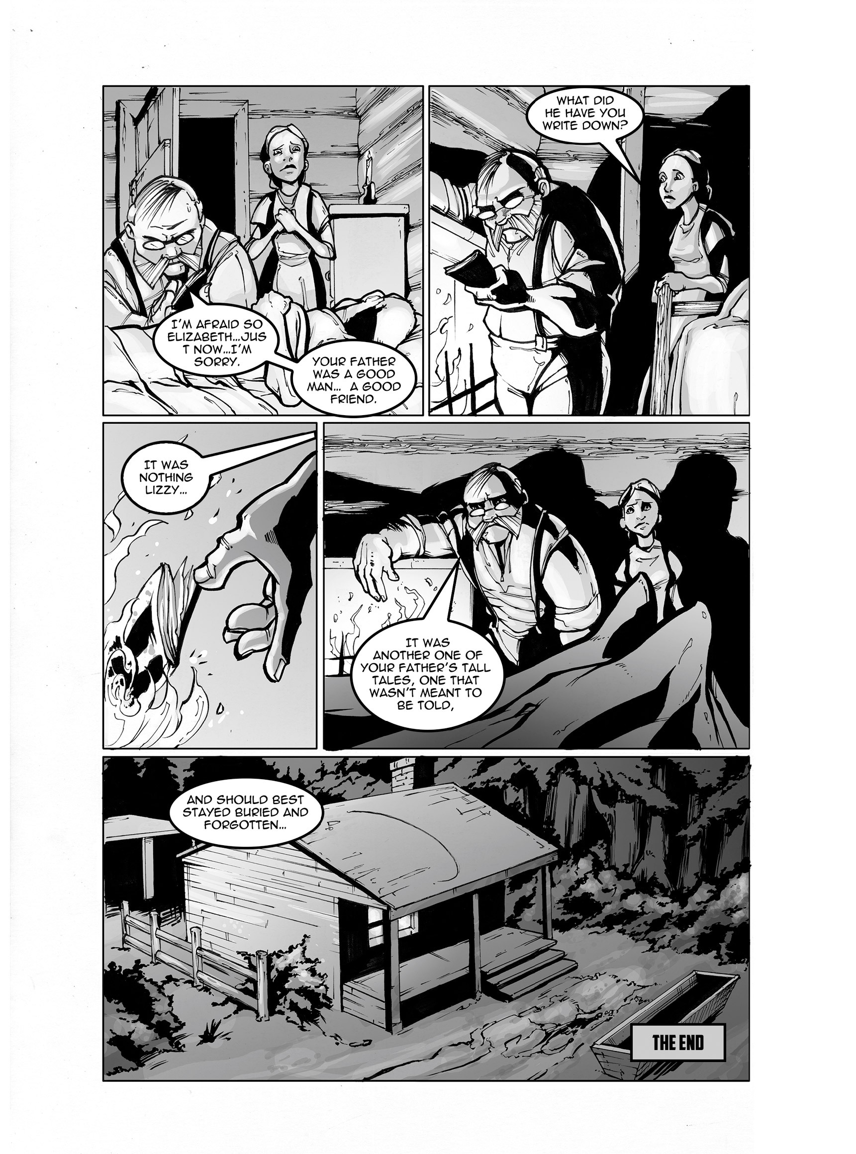 Read online FUBAR comic -  Issue #3 - 194