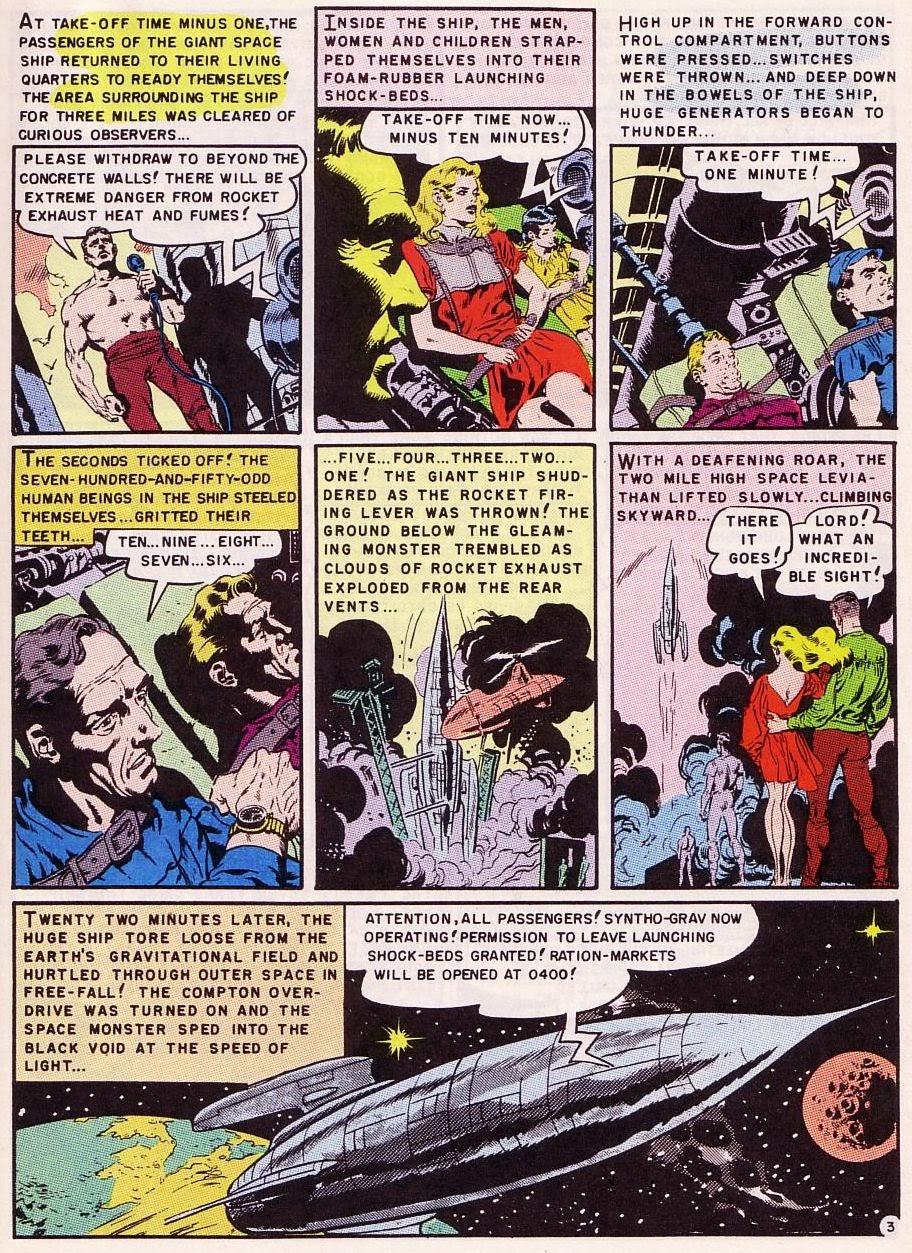 Weird Fantasy (1951) issue 11 - Page 5