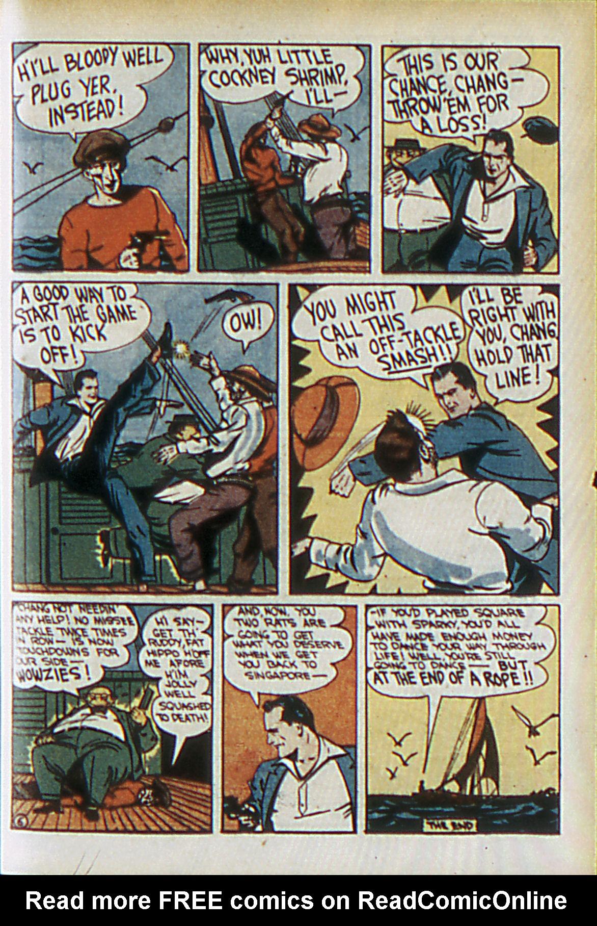 Read online Adventure Comics (1938) comic -  Issue #61 - 30