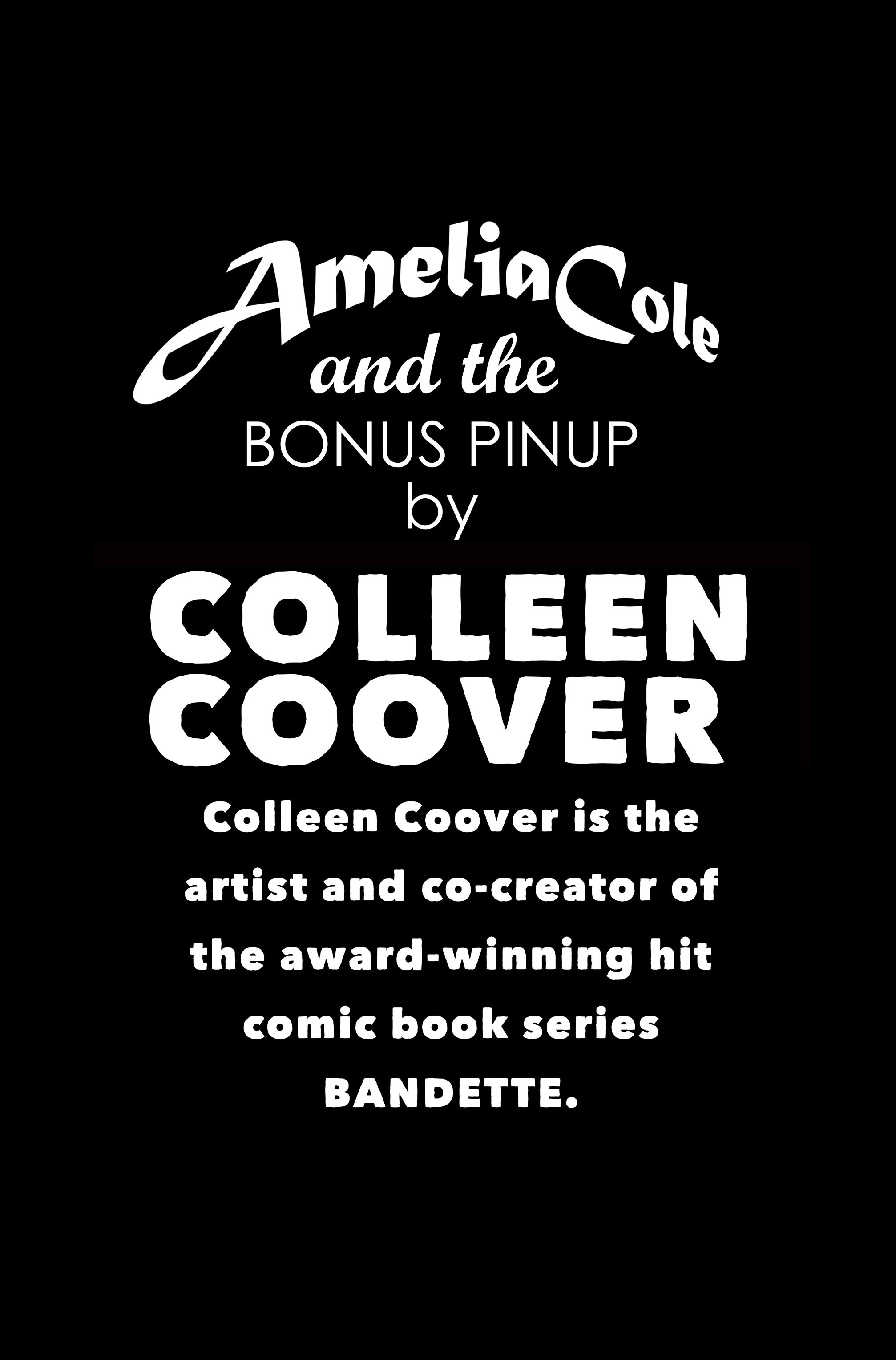 Read online Amelia Cole Versus The End of Everything comic -  Issue #26 - 17