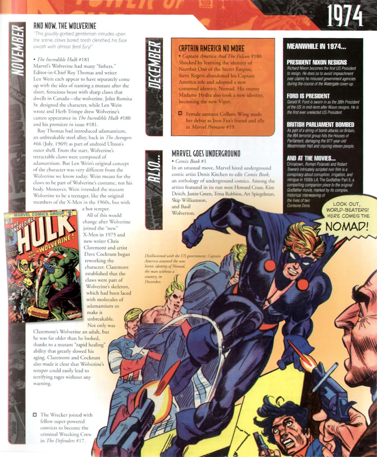 Read online Marvel Chronicle comic -  Issue # TPB (Part 2) - 58