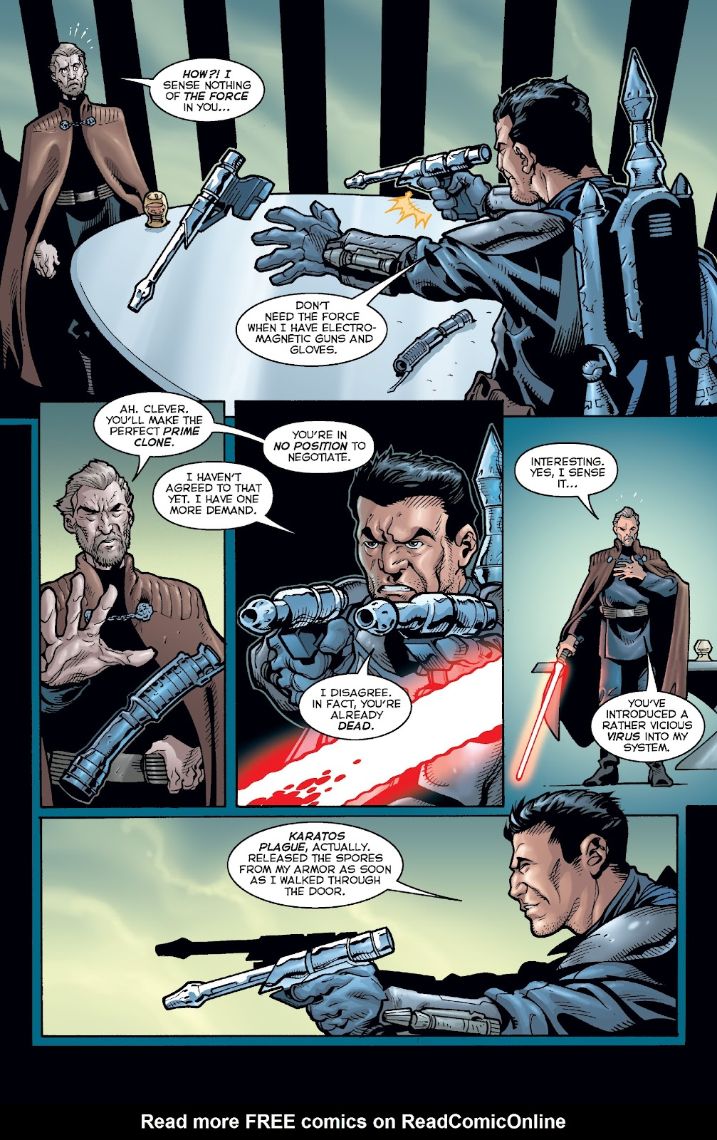 Read online Star Wars Legends Epic Collection: The Menace Revealed comic -  Issue # TPB (Part 1) - 76