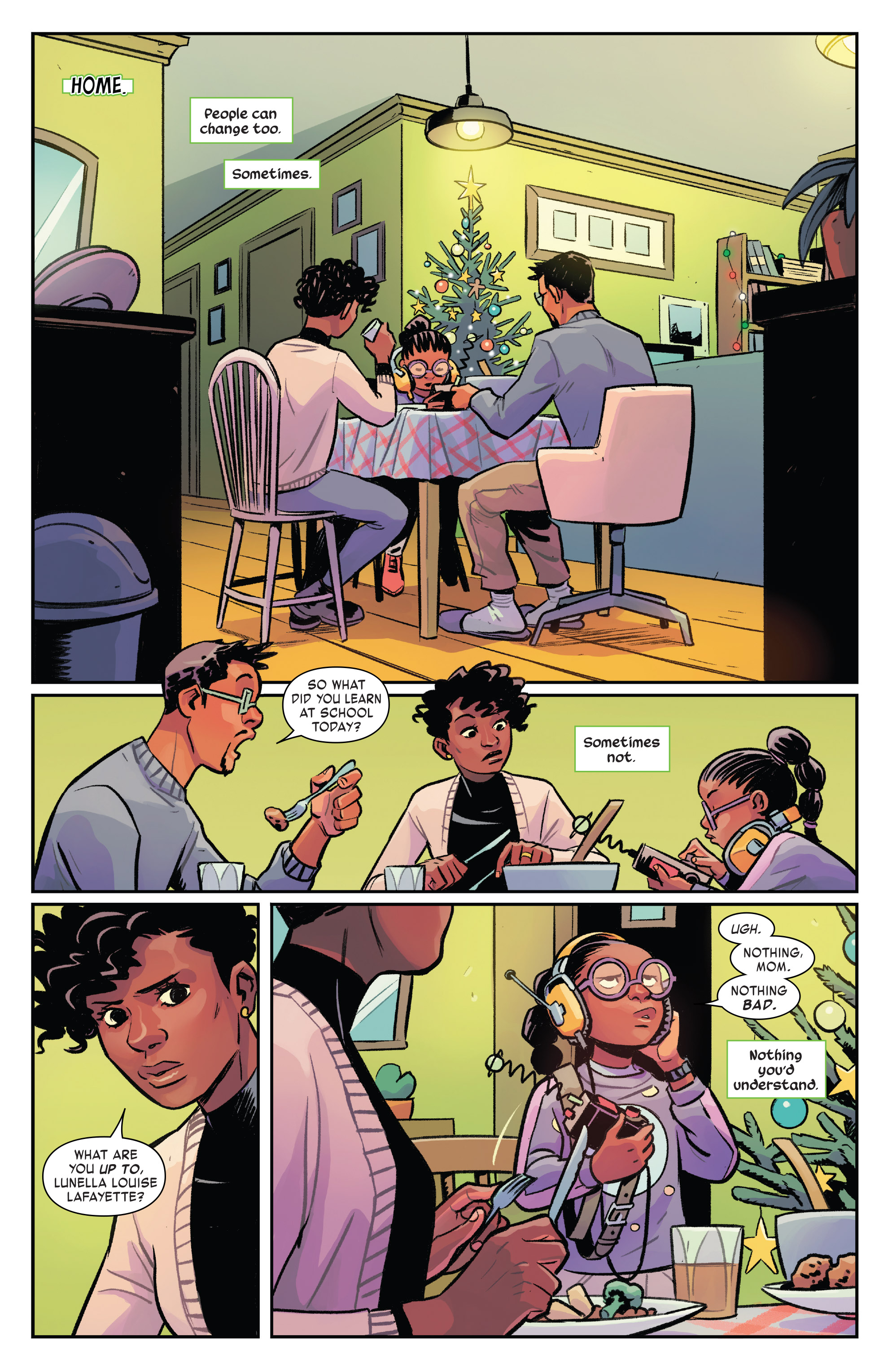 Read online Moon Girl And Devil Dinosaur comic -  Issue #19 - 6