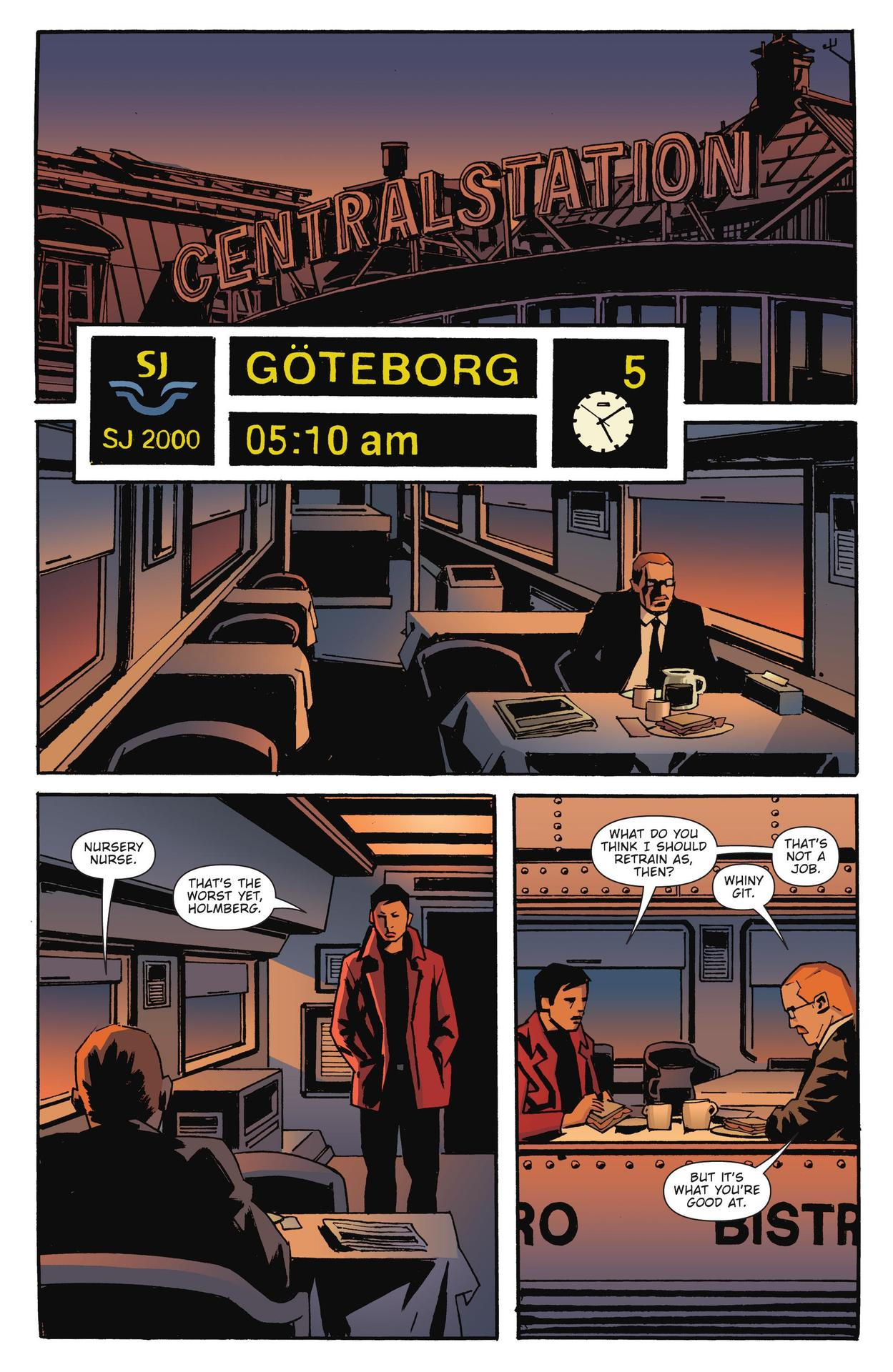 Read online The Girl Who Kicked The Hornet's Nest comic -  Issue # TPB - 14