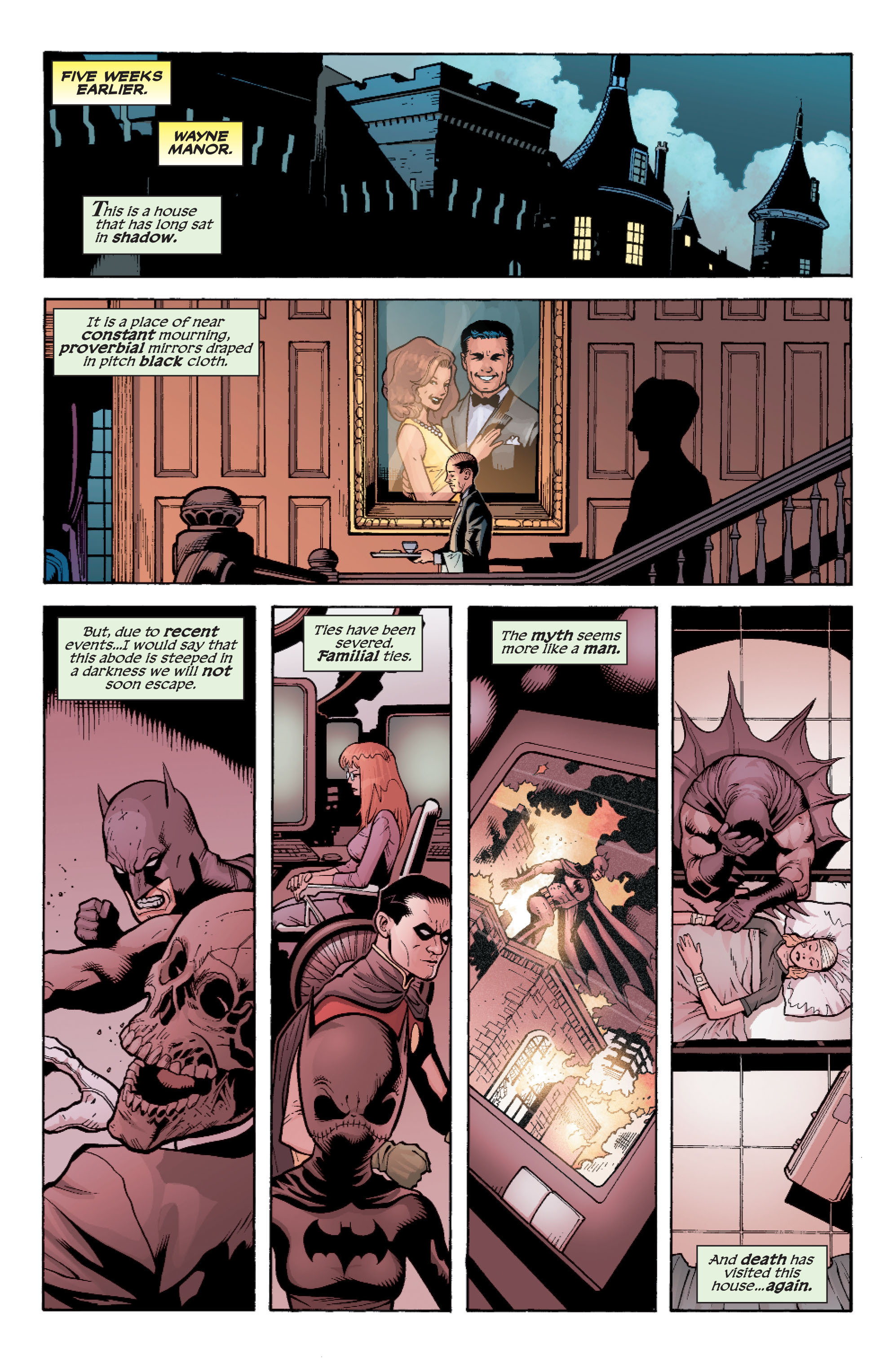 Read online Batman: Under The Red Hood comic -  Issue # Full - 18