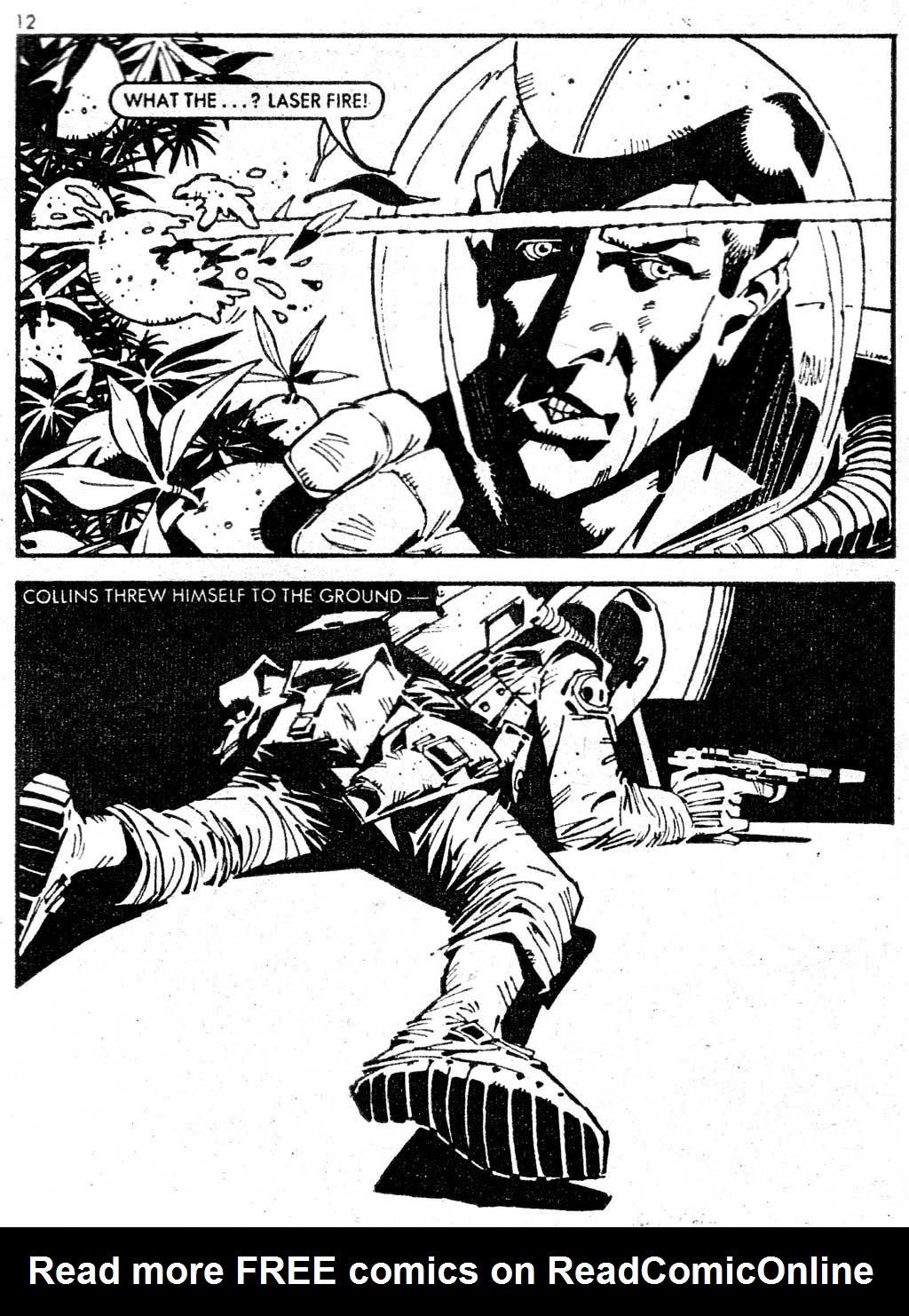 Starblazer issue 71 - Page 12