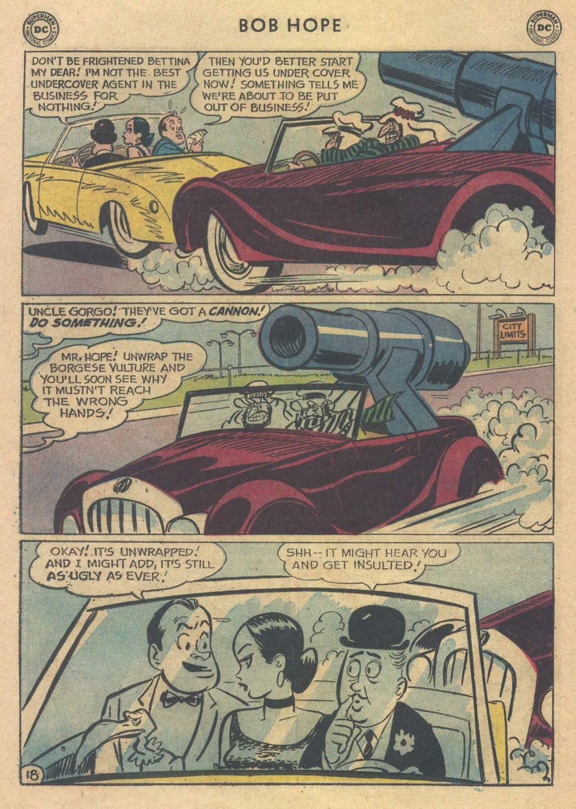 The Adventures of Bob Hope issue 76 - Page 24