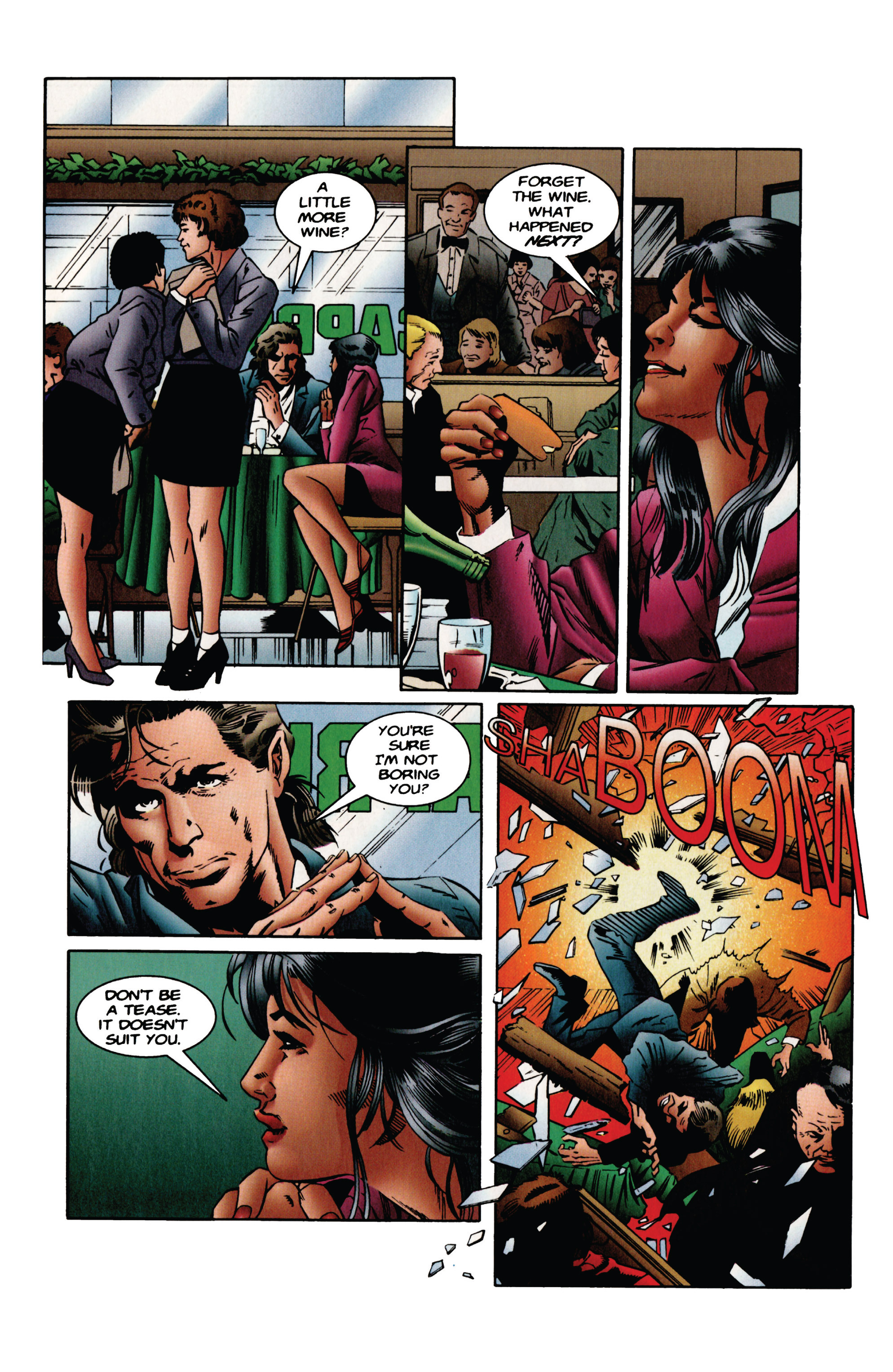 Read online Eternal Warrior (1992) comic -  Issue #43 - 6