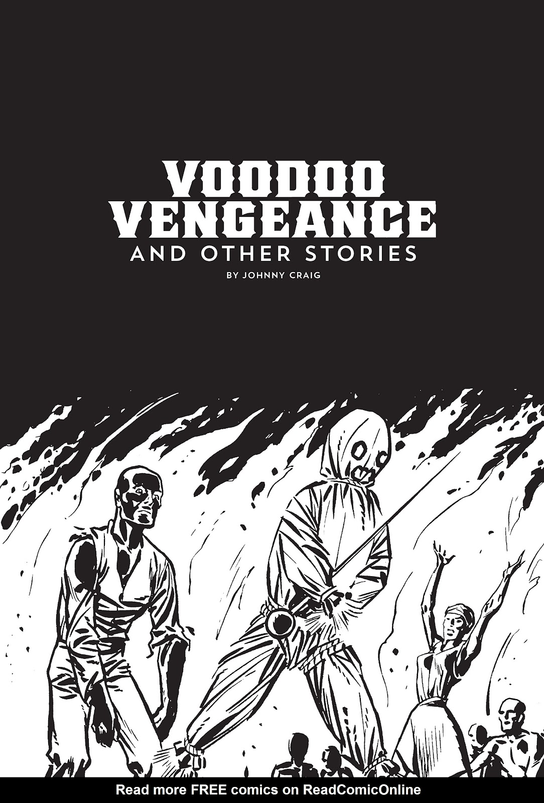Read online Voodoo Vengeance and Other Stories comic -  Issue # TPB (Part 1) - 2