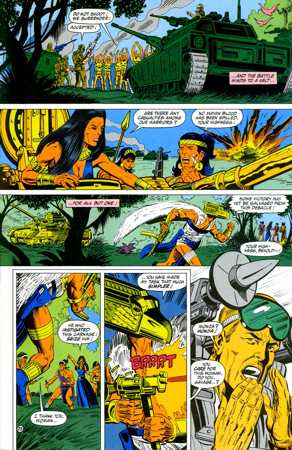 Doc Savage (1988) issue 10 - Page 27