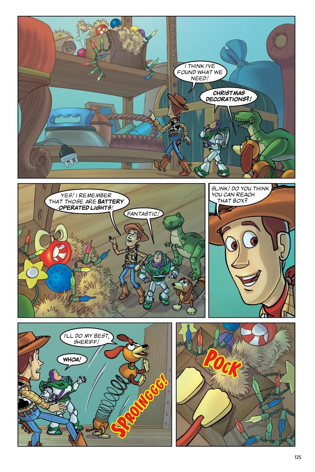 Read online DISNEY·PIXAR Toy Story Adventures comic -  Issue # TPB 1 (Part 2) - 25
