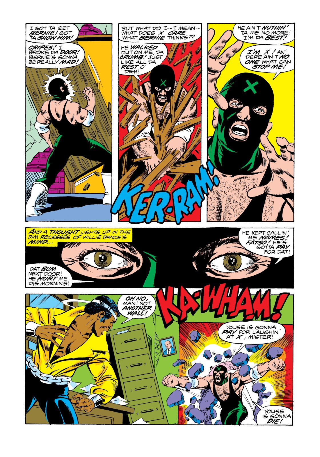 Read online Marvel Masterworks: Luke Cage, Power Man comic -  Issue # TPB 2 (Part 3) - 10