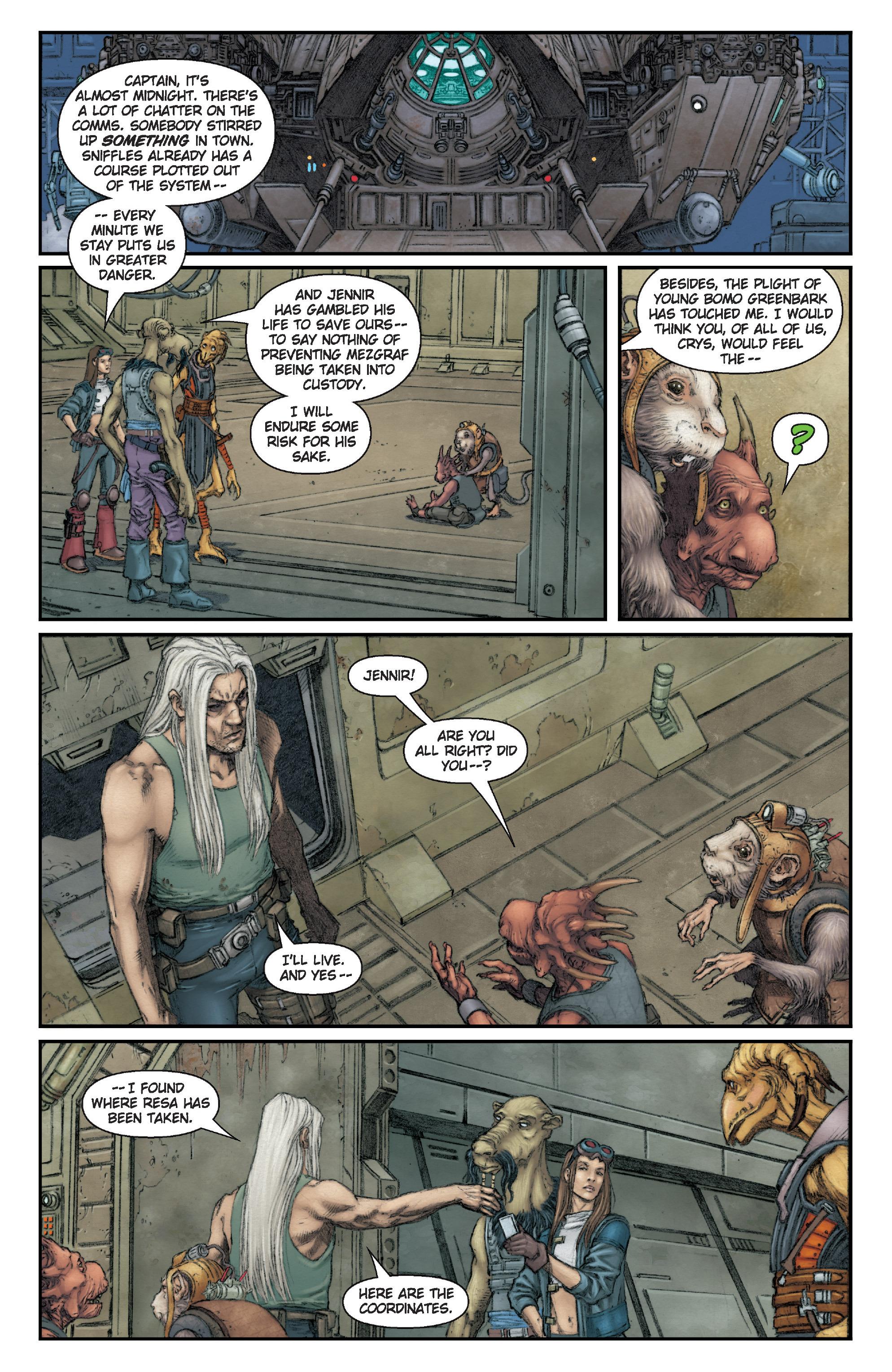 Read online Star Wars Omnibus comic -  Issue # Vol. 31 - 140