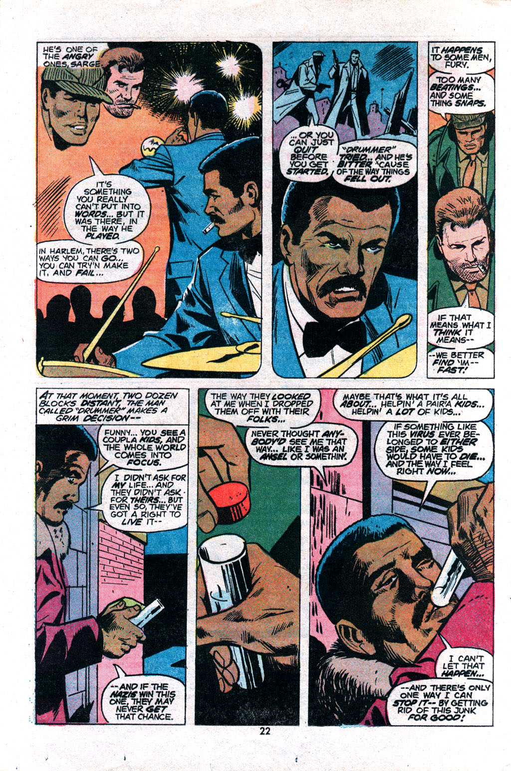 Read online Sgt. Fury comic -  Issue #117 - 24
