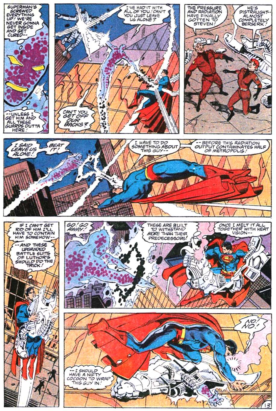 Adventures of Superman (1987) 466 Page 13
