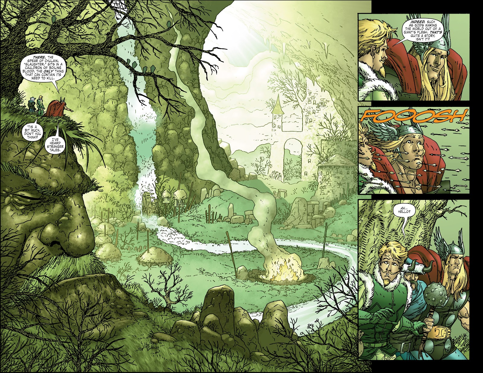 Read online Thor: Ragnaroks comic -  Issue # TPB (Part 1) - 81