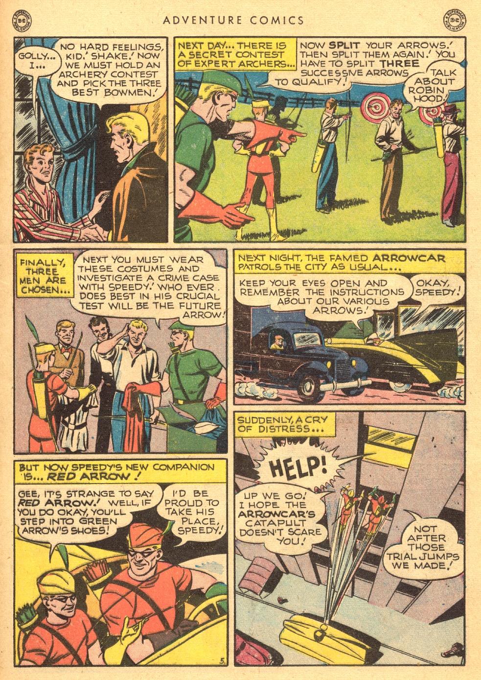Read online Adventure Comics (1938) comic -  Issue #133 - 19