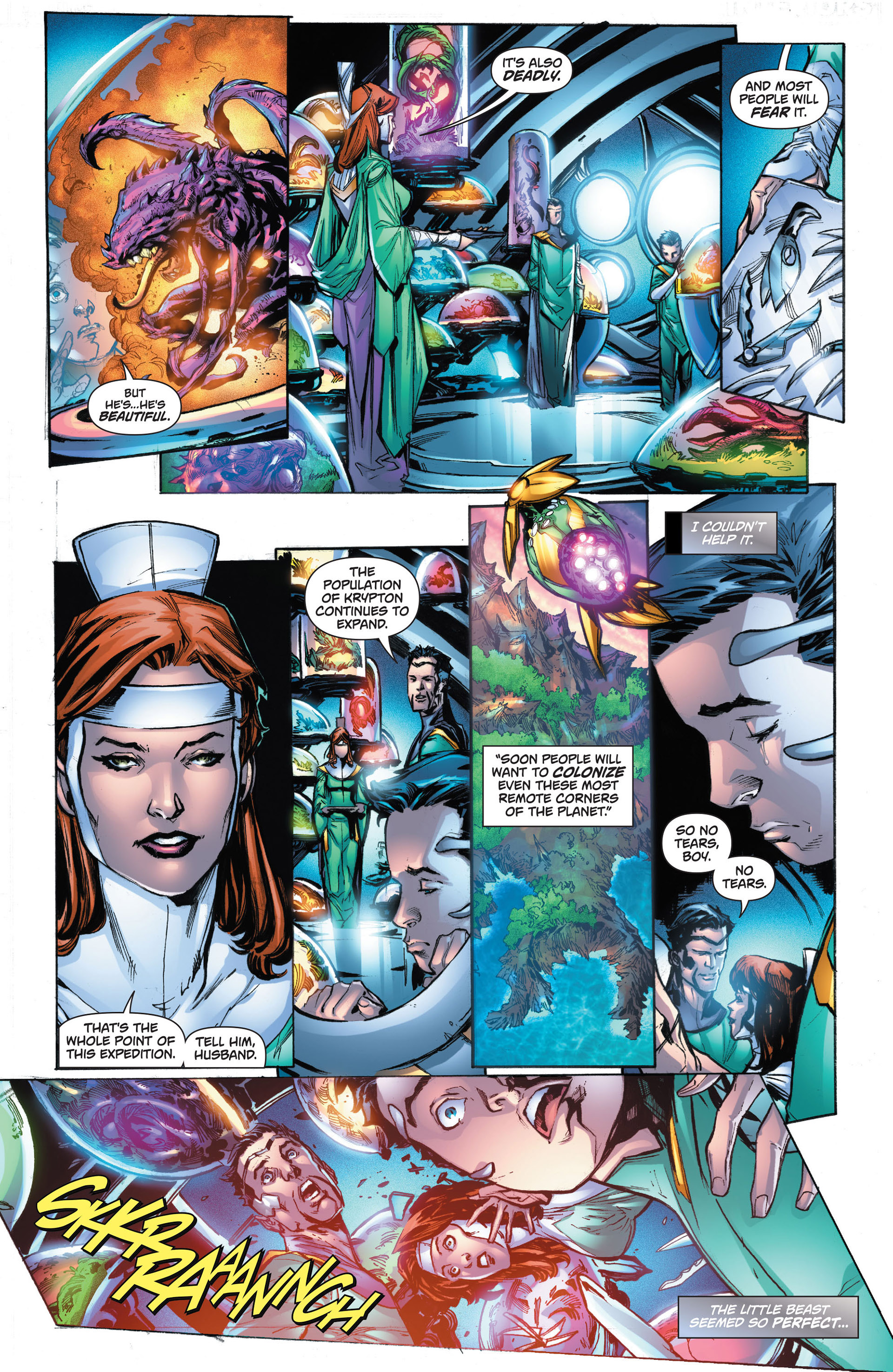 Read online Action Comics (2011) comic -  Issue #23.2 - 3