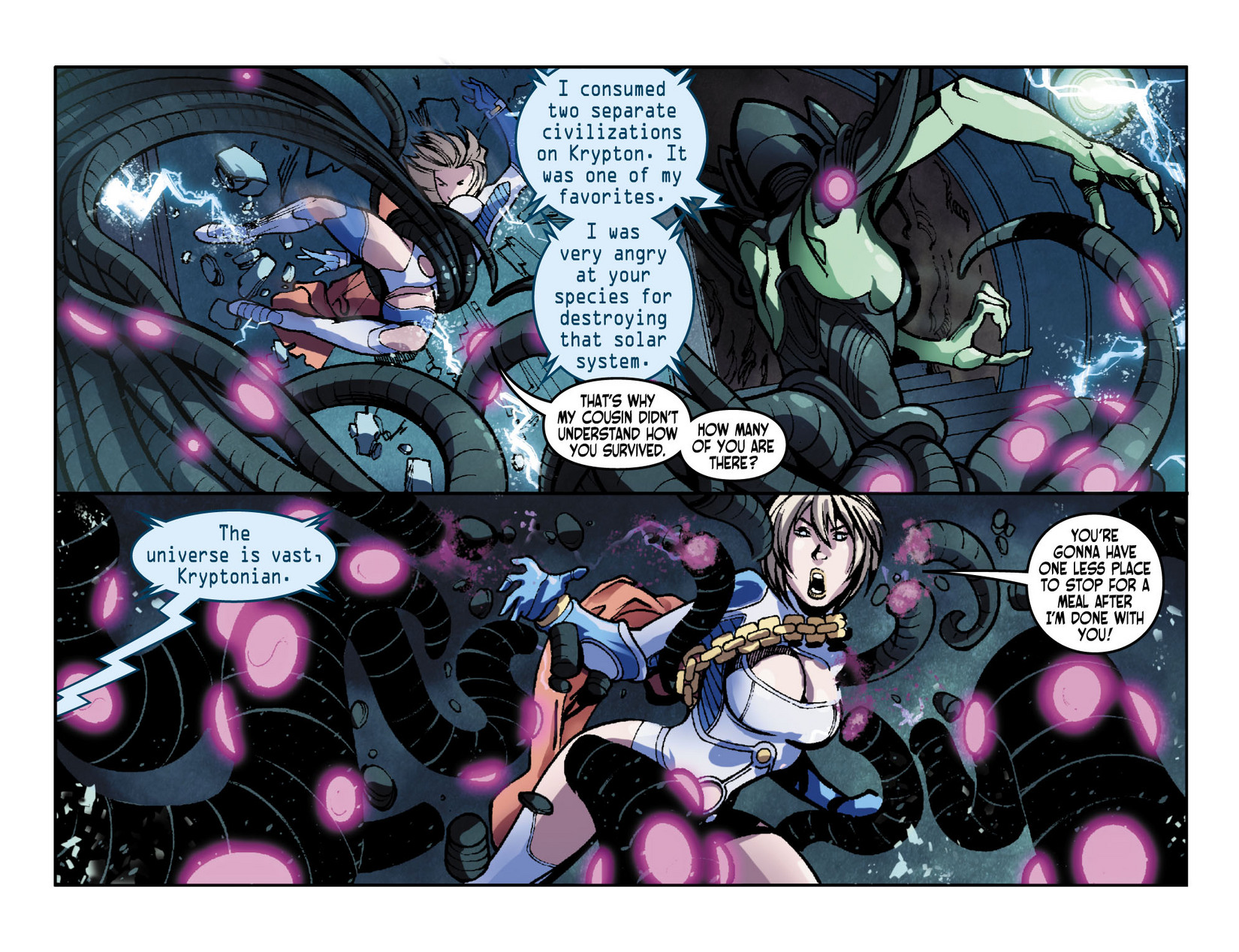 Read online Ame-Comi Girls comic -  Issue #3 - 18