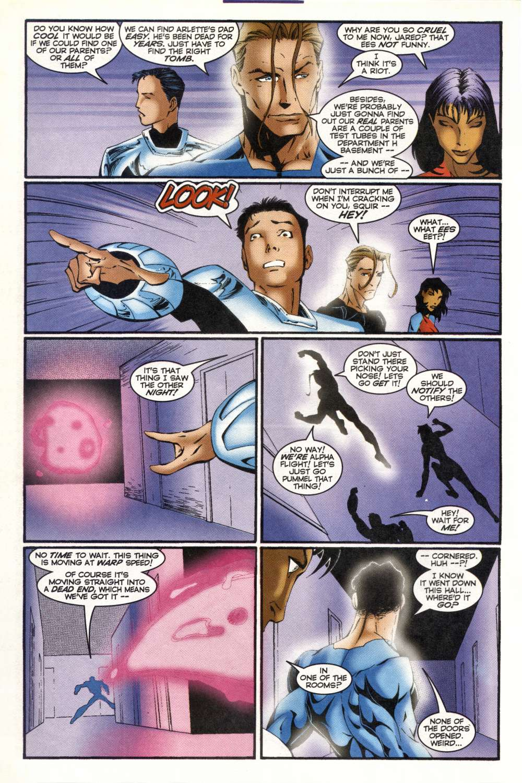 Read online Alpha Flight (1997) comic -  Issue #7 - 15