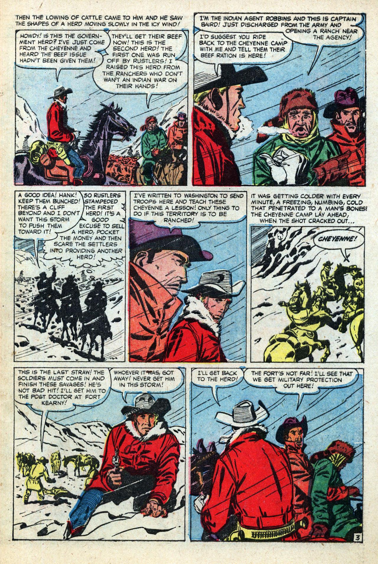 Read online Two-Gun Kid comic -  Issue #27 - 29