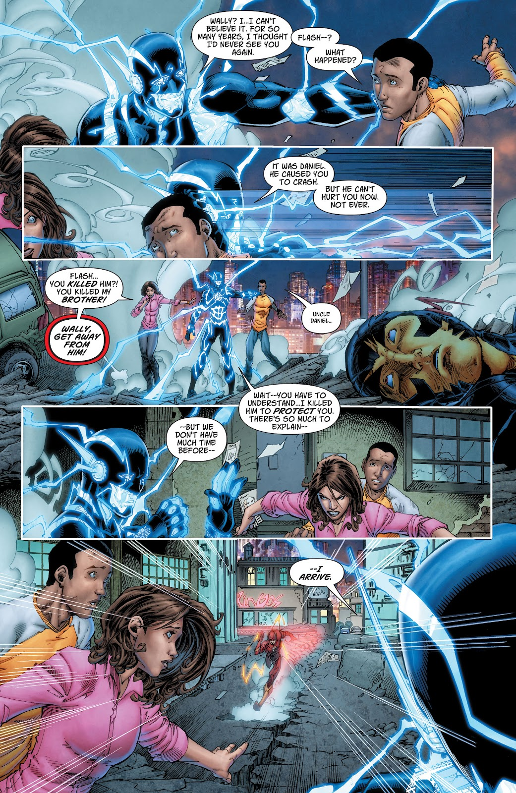 Read online The Flash (2011) comic -  Issue # _TPB 6 (Part 2) - 46