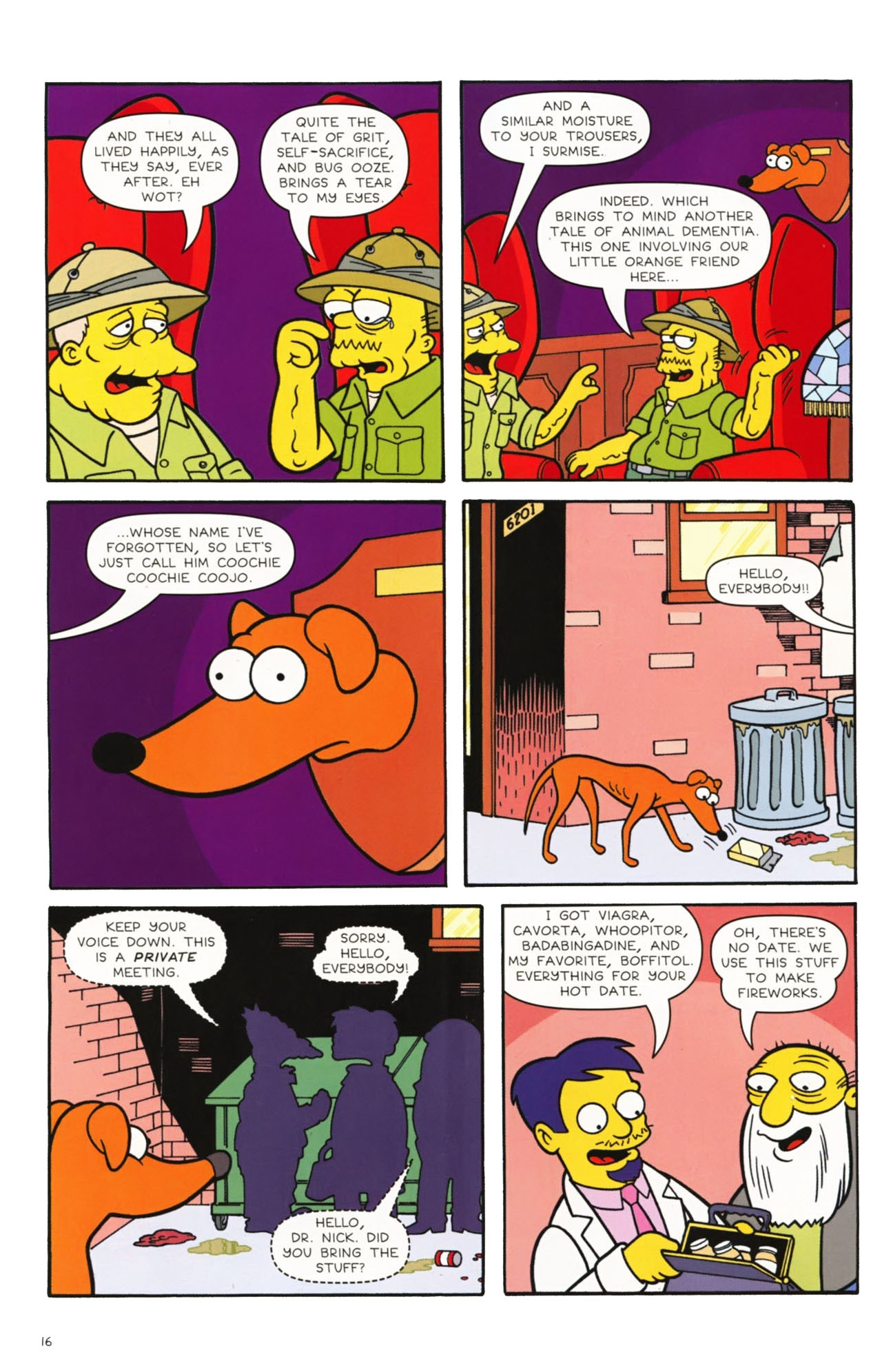 Read online Simpsons Comics comic -  Issue #160 - 14