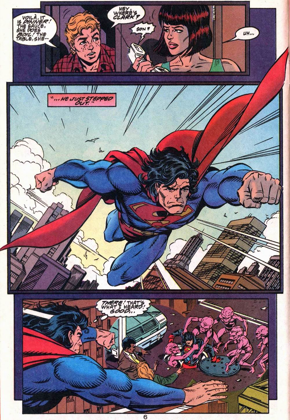 Adventures of Superman (1987) 506 Page 6
