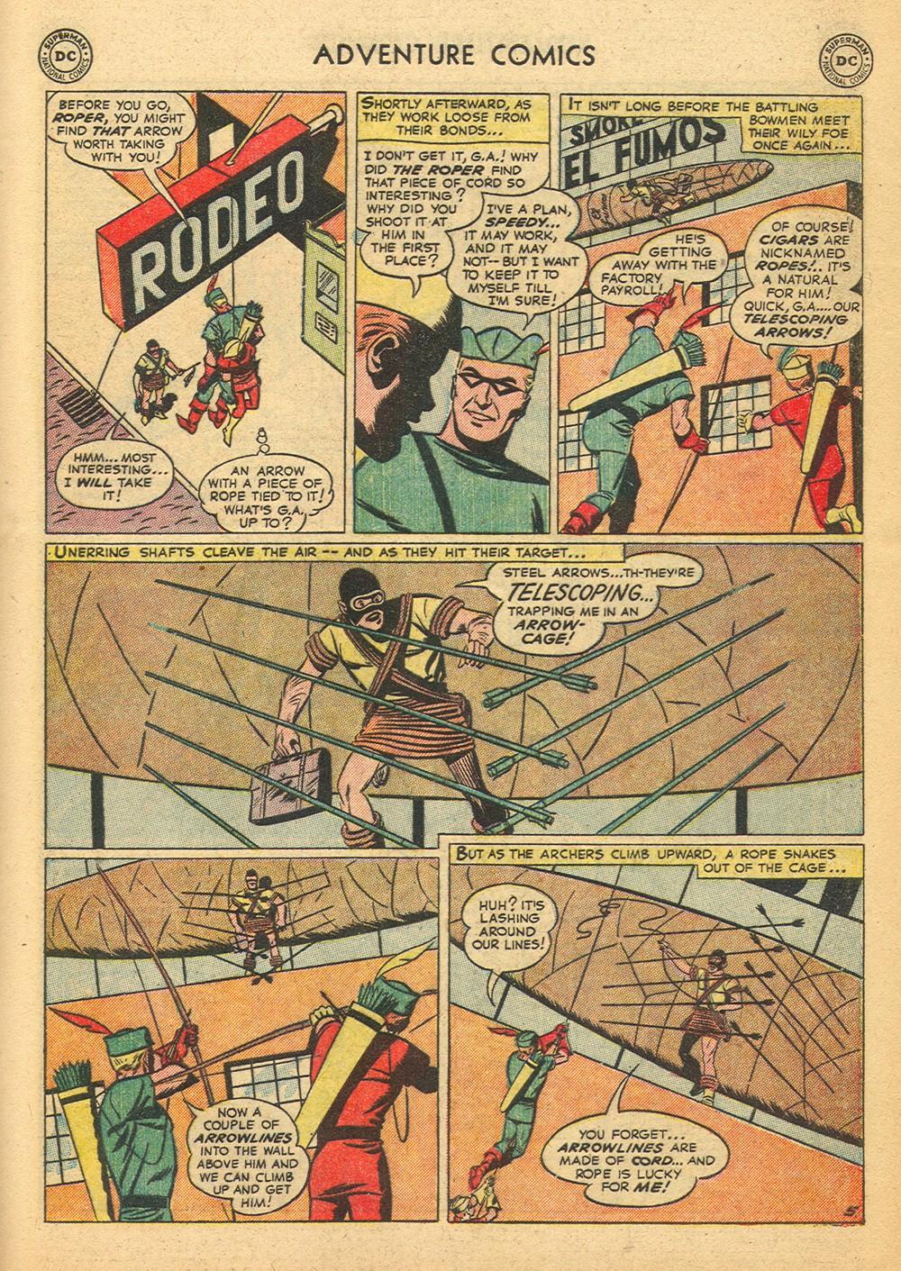 Read online Adventure Comics (1938) comic -  Issue #176 - 39