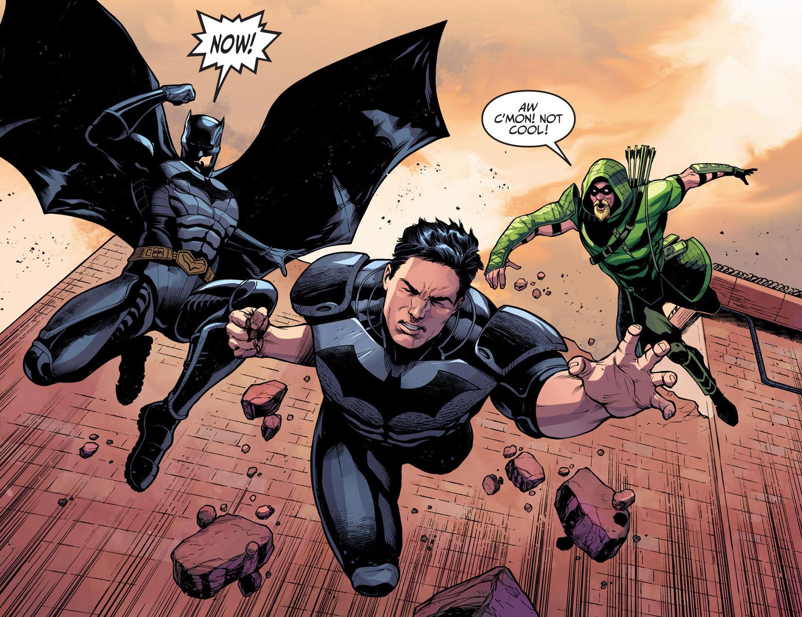 Read online Injustice: Ground Zero comic -  Issue #17 - 20