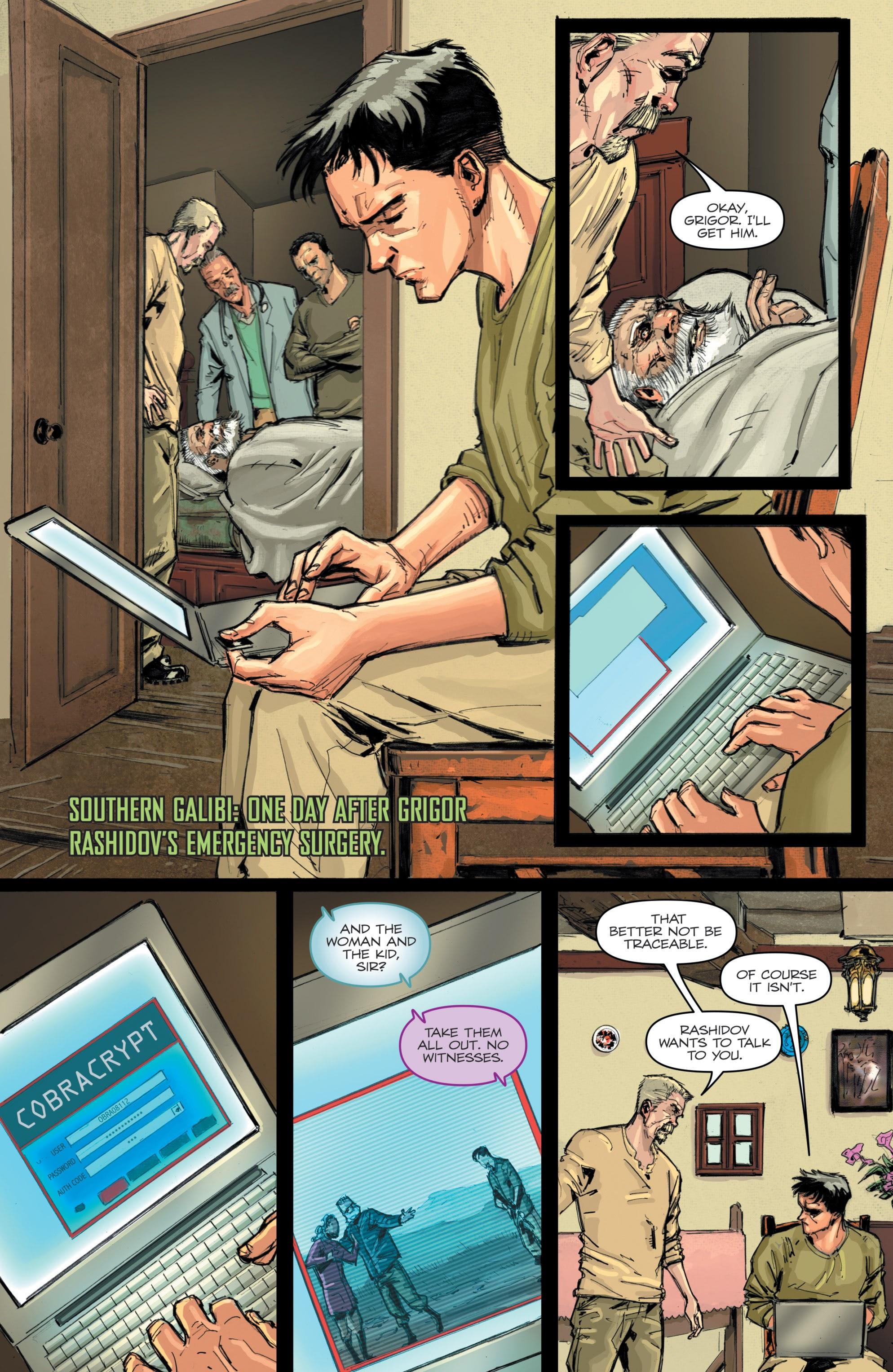 G.I. Joe (2014) #_TPB_2 #10 - English 70