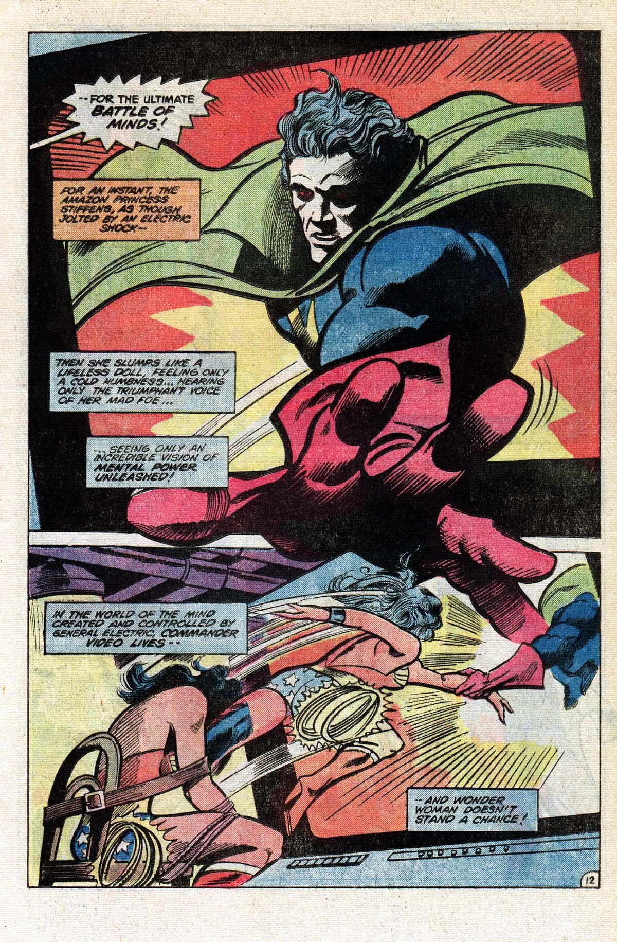 Read online Wonder Woman (1942) comic -  Issue #296 - 13