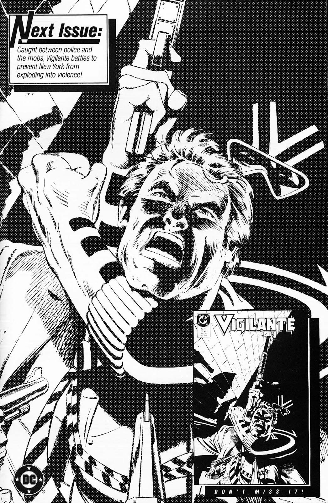 Vigilante (1983) issue 31 - Page 33