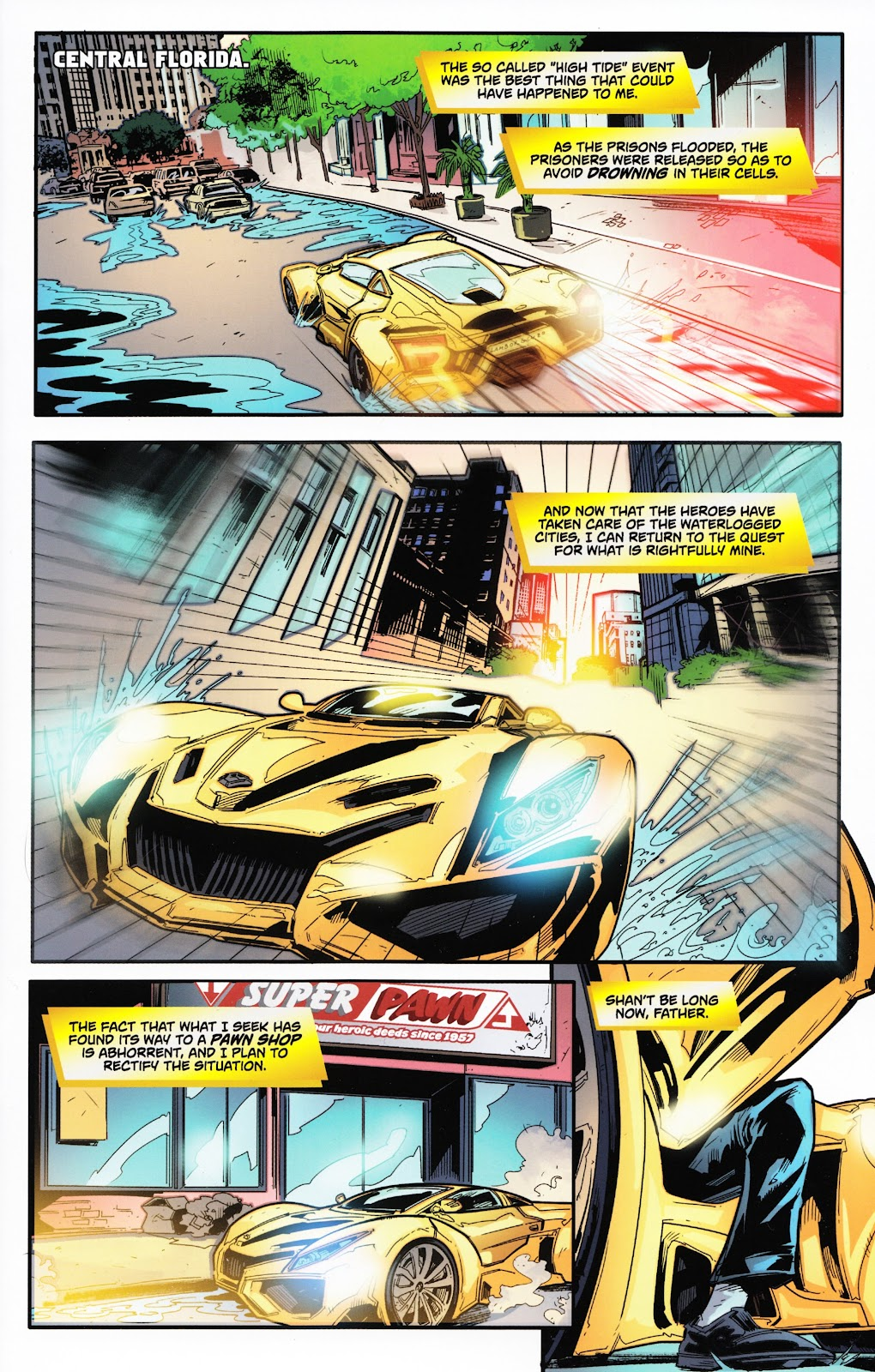 Read online Critter (2012) comic -  Issue #18 - 3