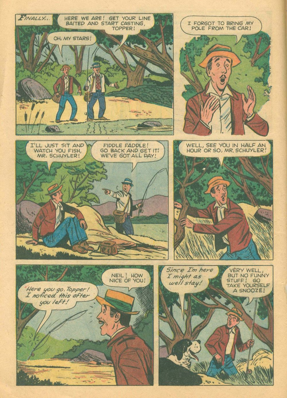 Four Color Comics issue 859 - Page 8
