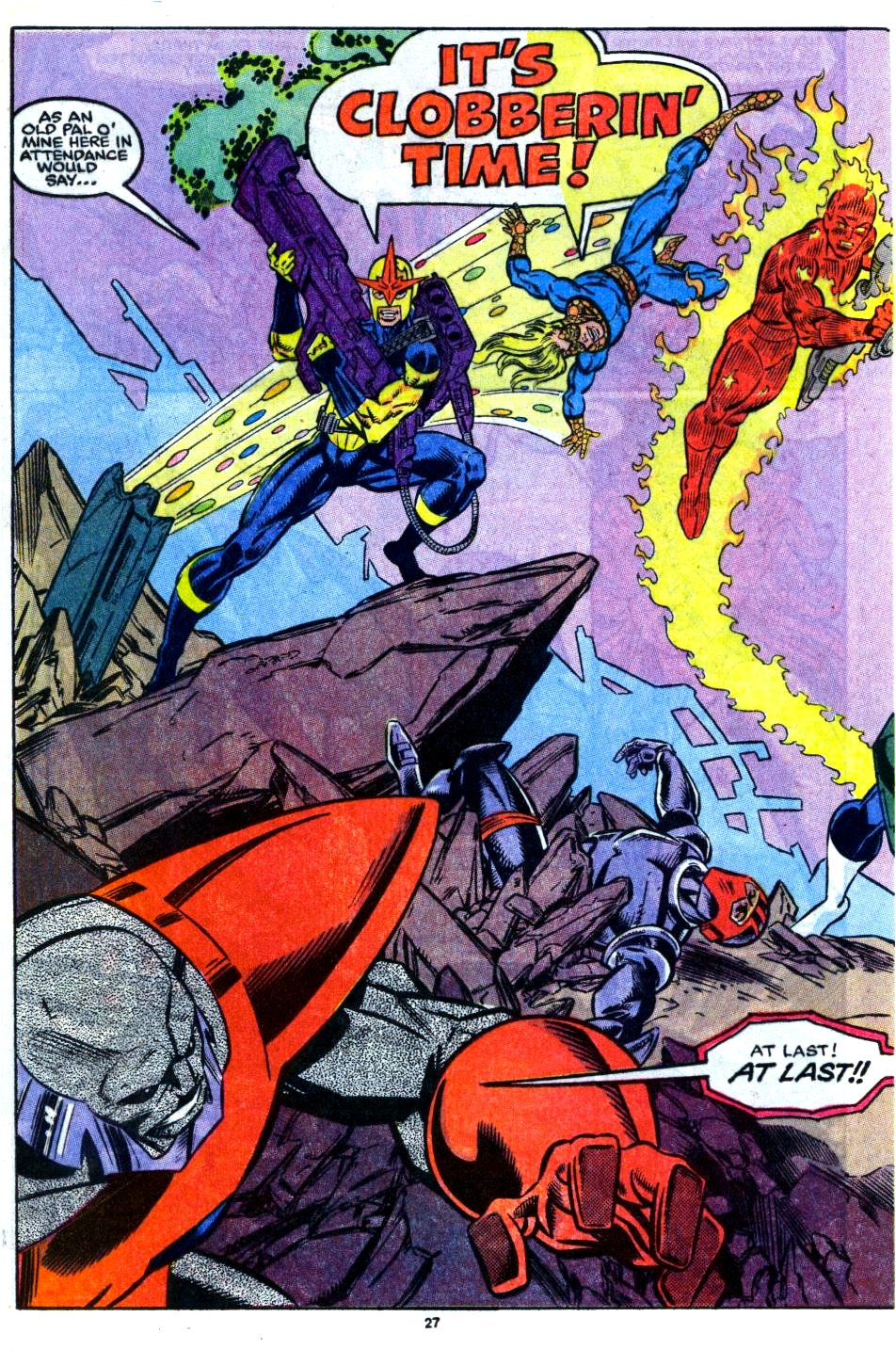 The New Warriors Issue #16 #20 - English 21