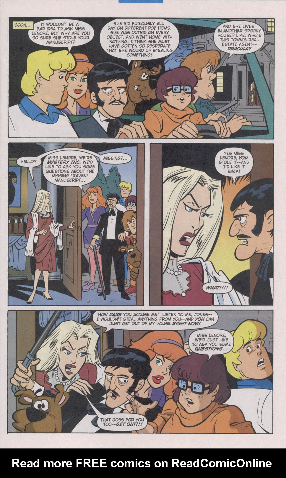 Read online Scooby-Doo (1997) comic -  Issue #80 - 21