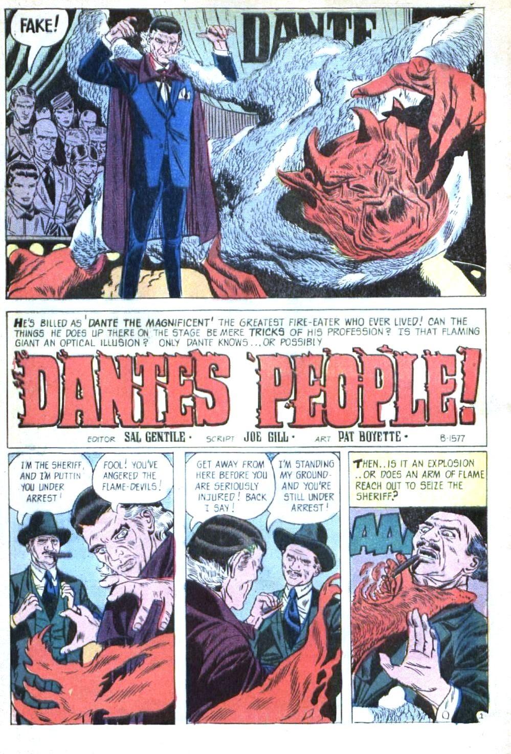 Strange Suspense Stories (1967) issue 3 - Page 4