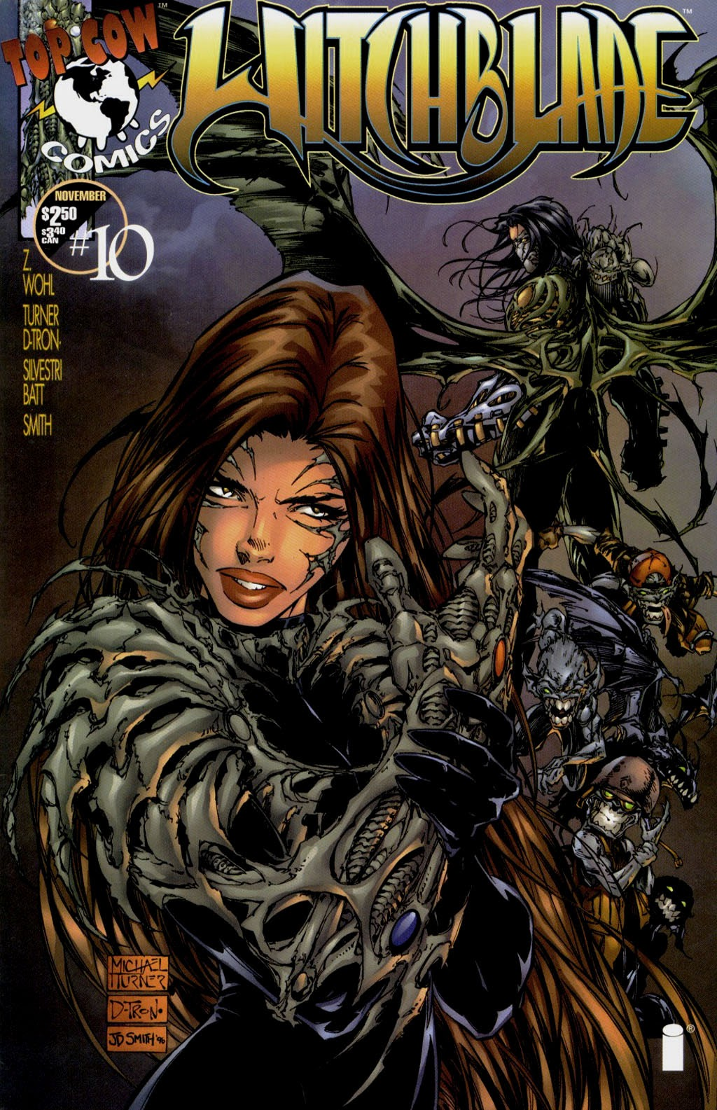 Read online The Darkness (1996) comic -  Issue #0 - 2