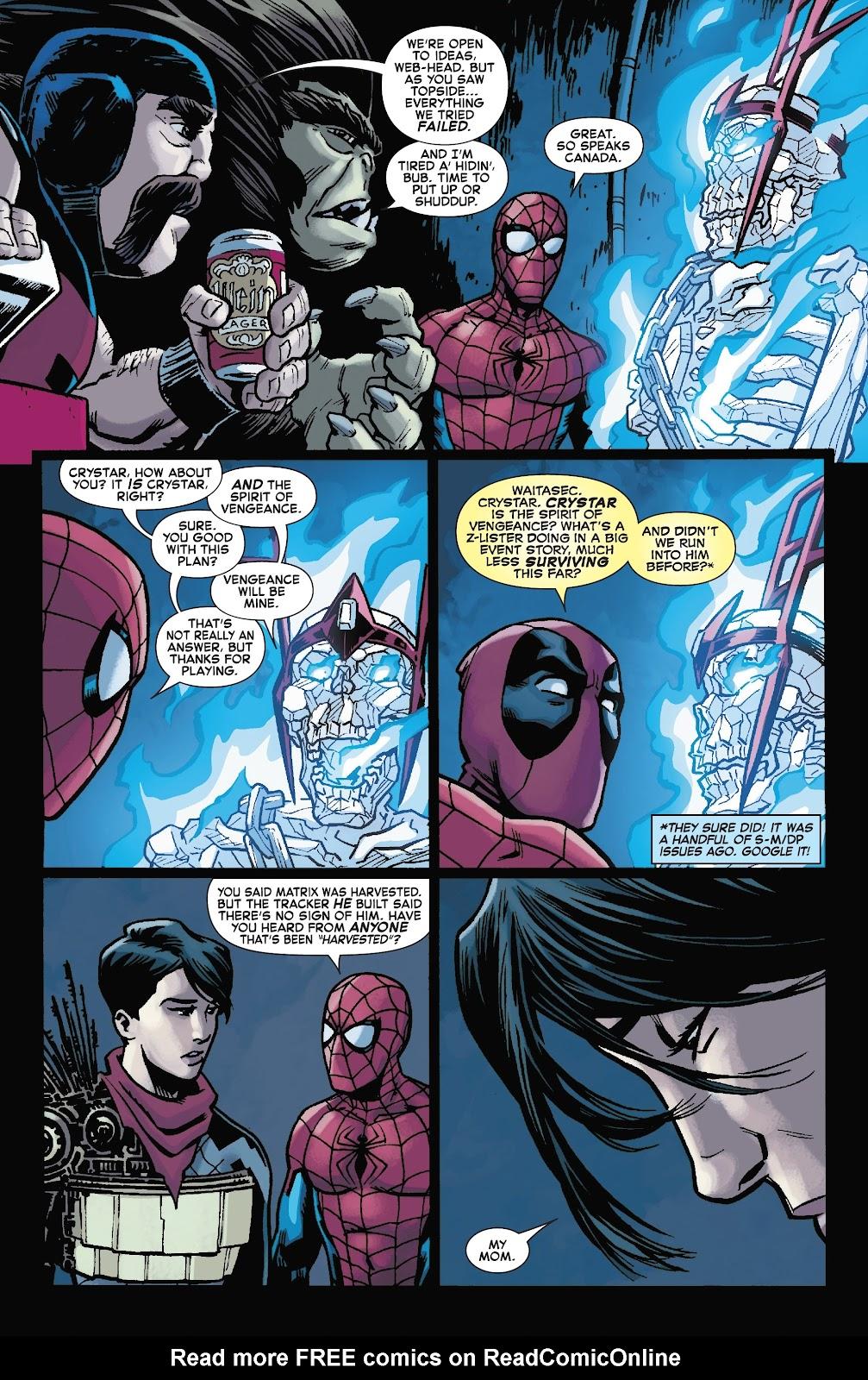 Read online Spider-Man/Deadpool comic -  Issue #47 - 6