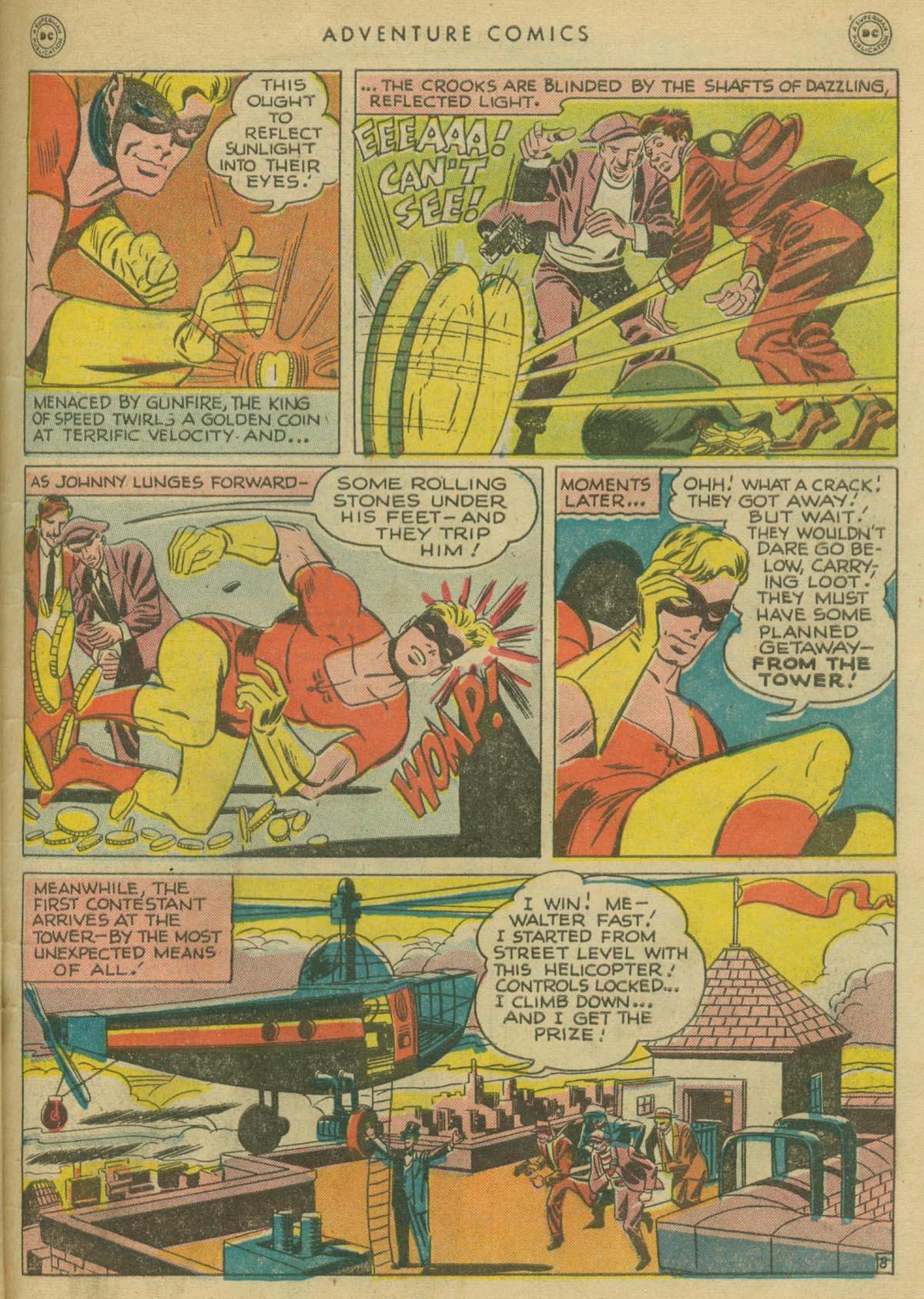 Read online Adventure Comics (1938) comic -  Issue #130 - 46