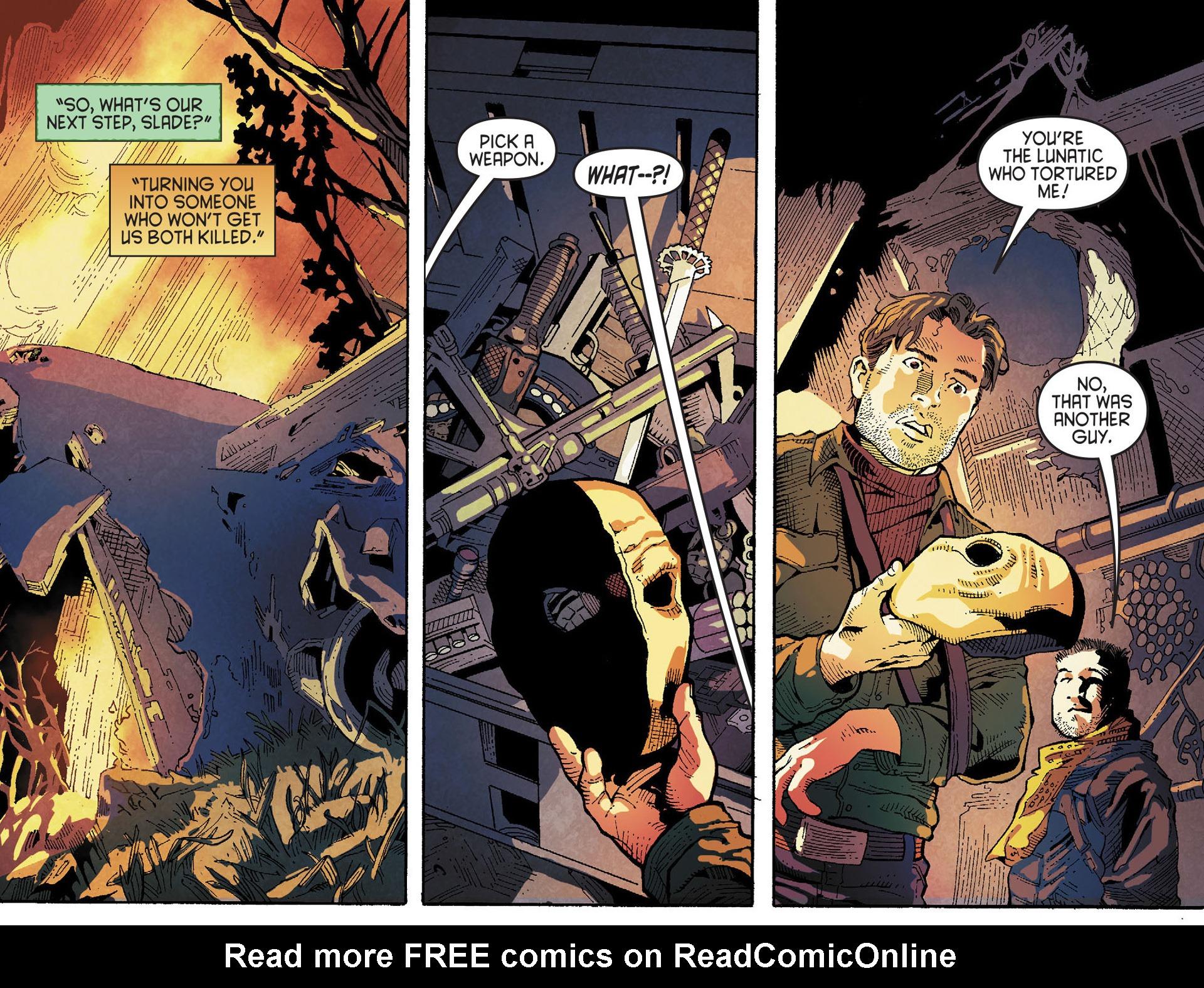 Read online Arrow [II] comic -  Issue #19 - 3