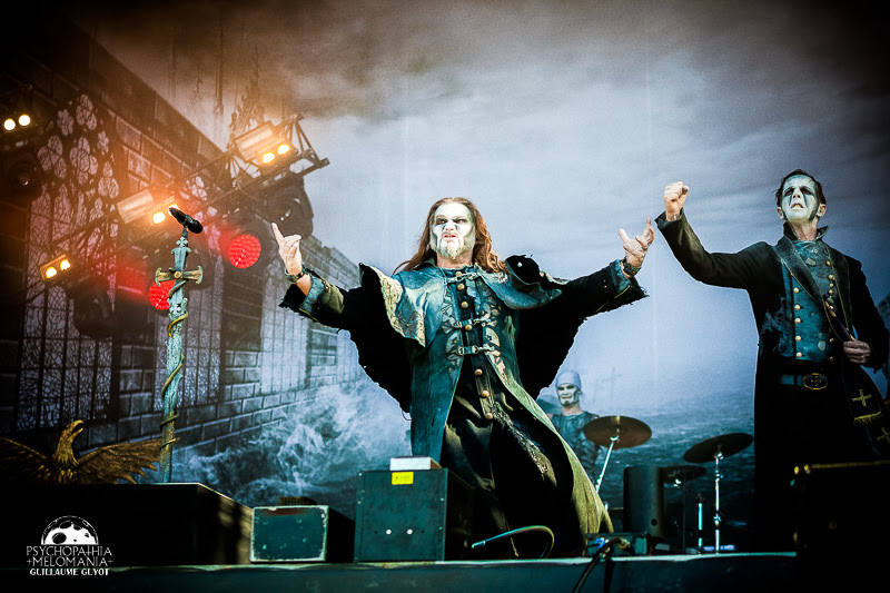Powerwolf @Hellfest 2017, Clisson 16/06/2017