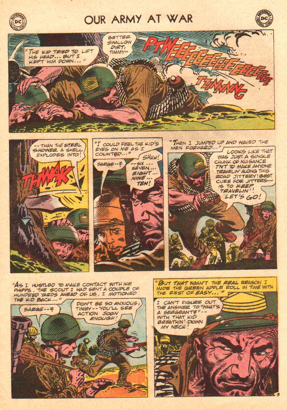 Our Army at War (1952) issue 97 - Page 5
