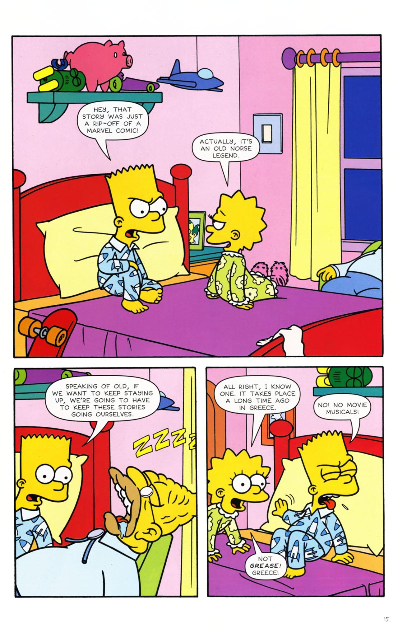 Read online Simpsons Comics comic -  Issue #168 - 12
