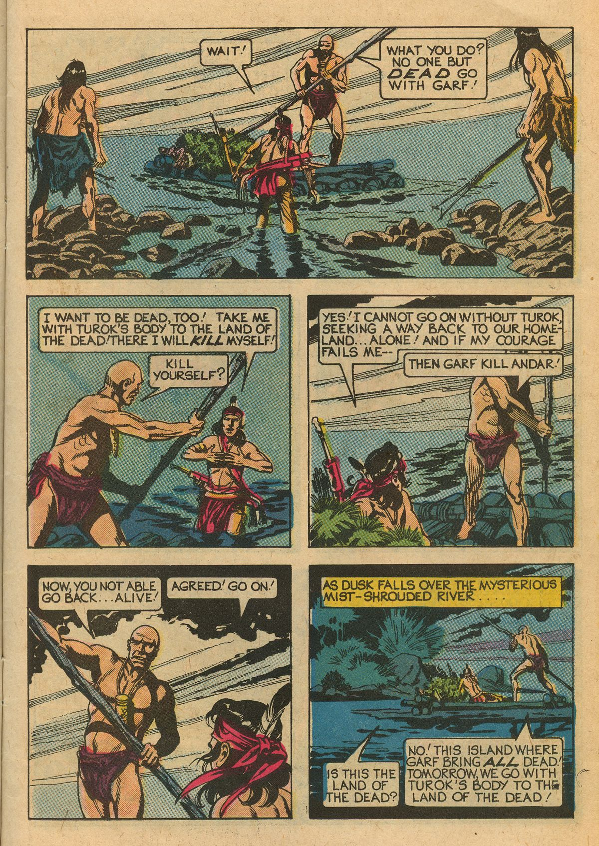 Read online Turok, Son of Stone comic -  Issue #111 - 11